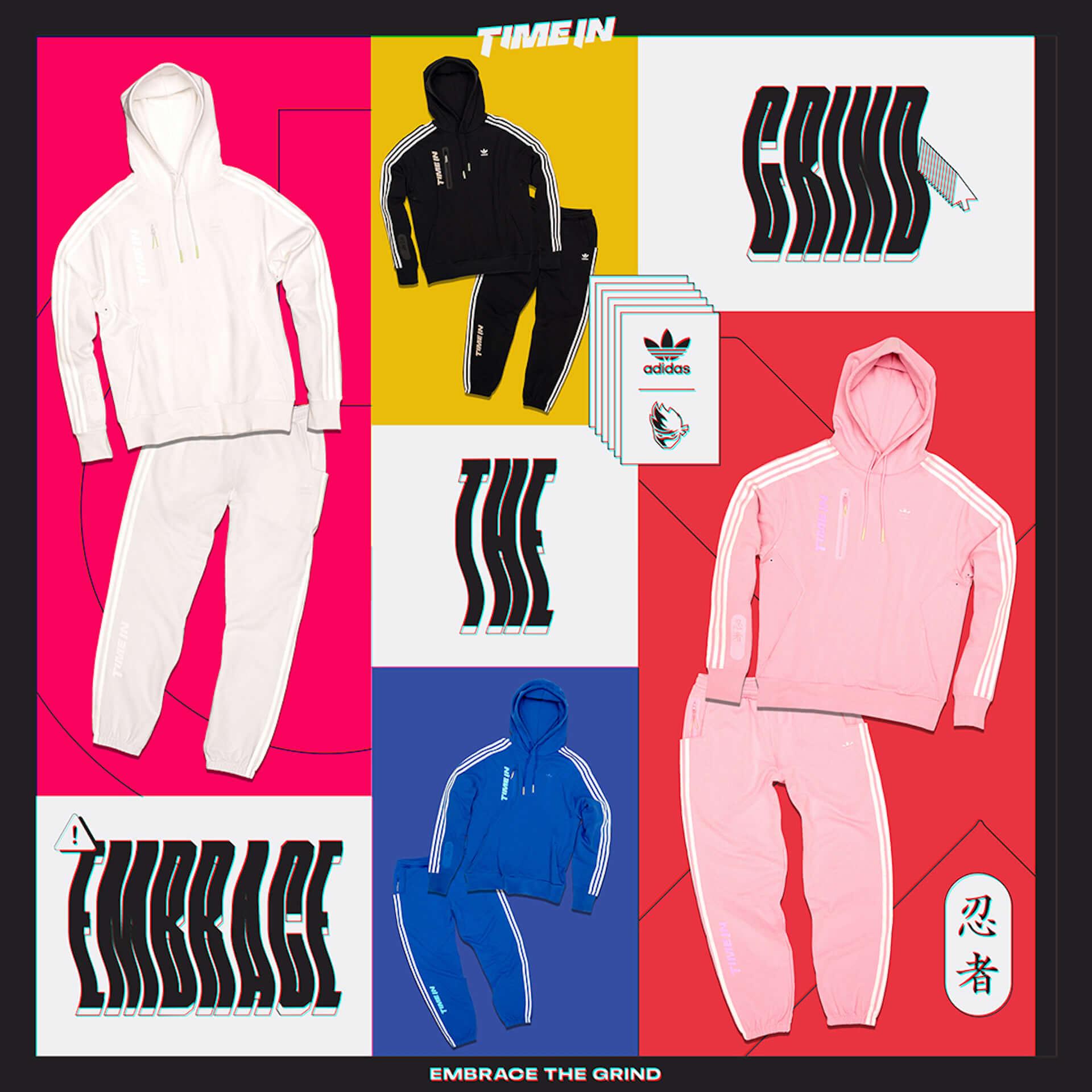 adidas Originalsと大人気ゲームストリーマー・Ninjaの最新コラボコレクションが登場!特別モデル『NINJA ZX 2K BOOST』やTシャツなど多数展開 lf201203_adidas_1-1920x1920