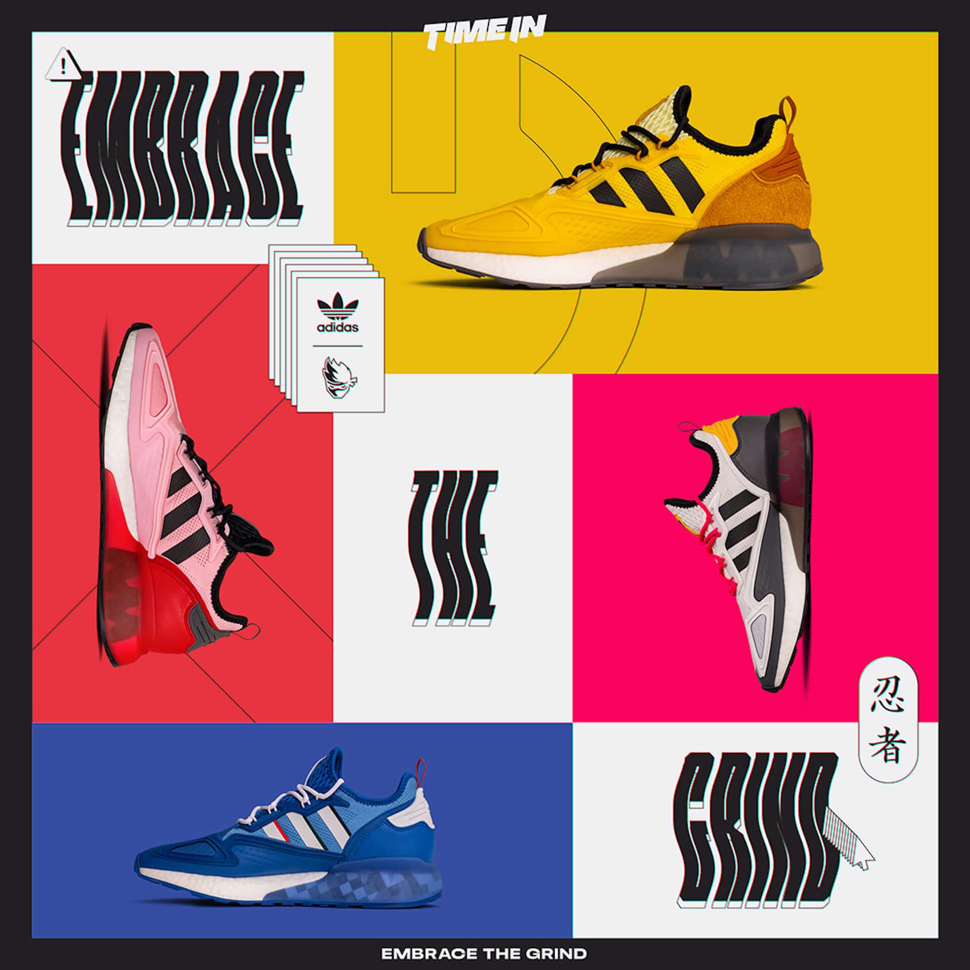adidas Originalsと大人気ゲームストリーマー・Ninjaの最新コラボコレクションが登場!特別モデル『NINJA ZX 2K BOOST』やTシャツなど多数展開 lf201203_adidas_2-1920x1920