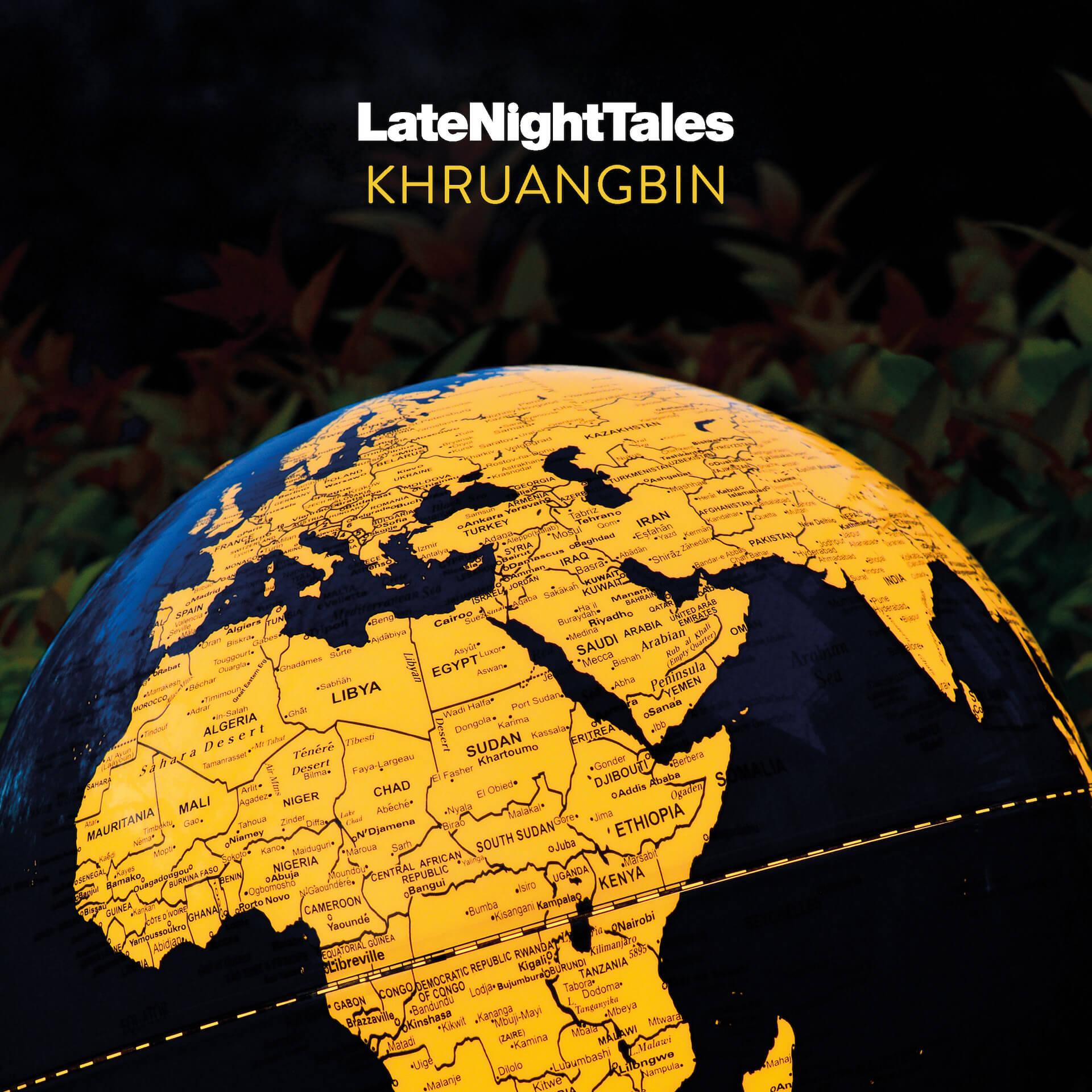 """Khruangbinがセレクトする""""夜聴き""""コンピ『Late Night Tales: Khruangbin』が明日発売! music201203_khruangbin_6"""