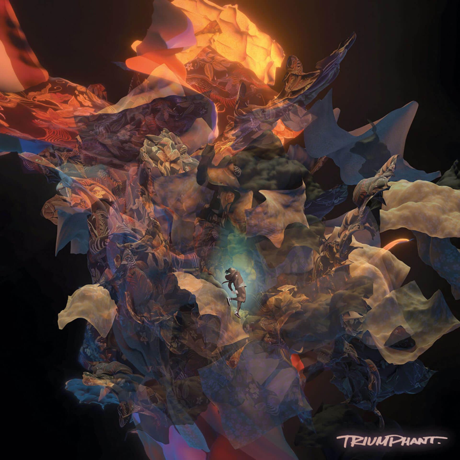 Shing02とJack The Ripがタッグを組んだヒップホップ・アルバム『Triumphant』が待望のフィジカル化! music201204_shing02-02