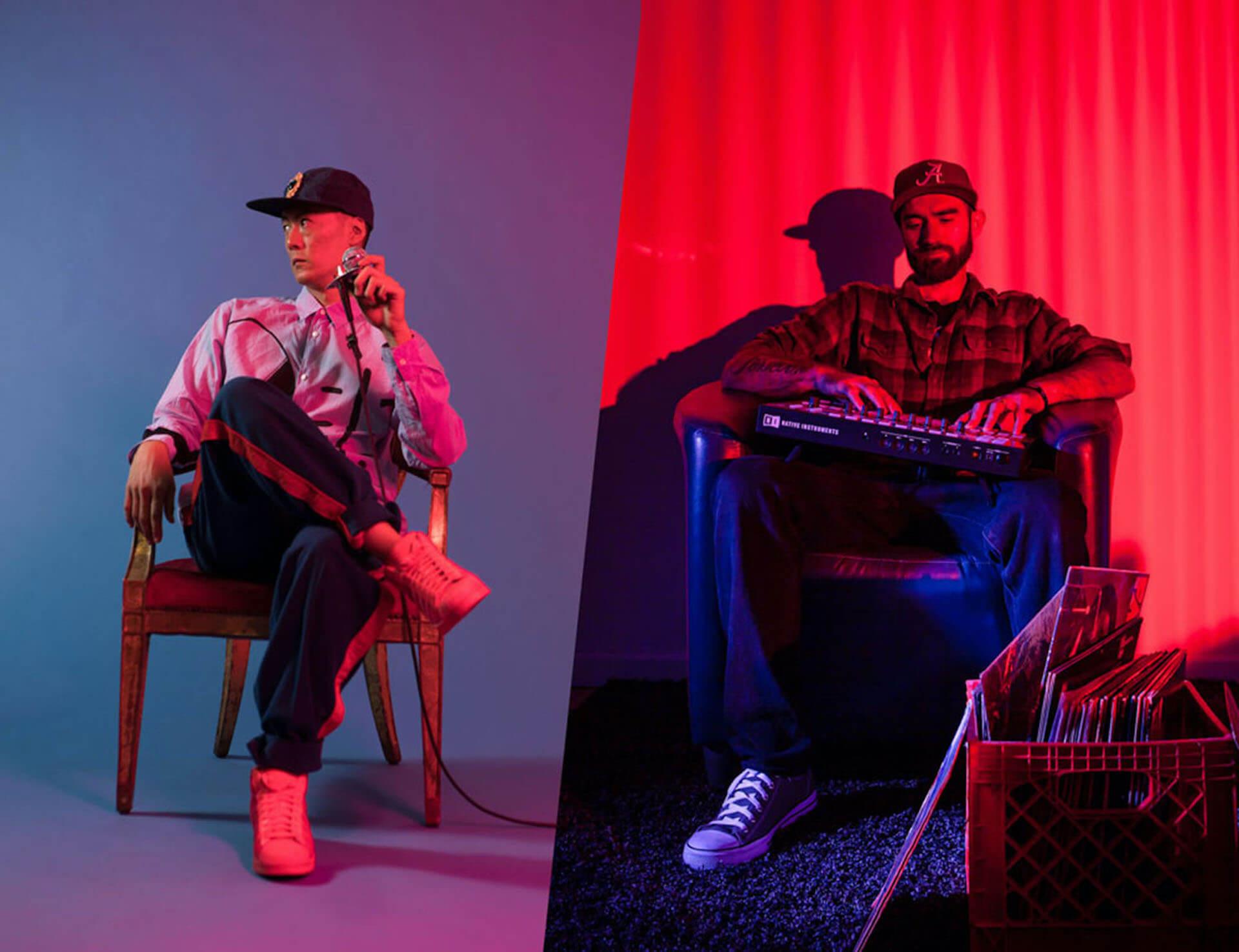 Shing02とJack The Ripがタッグを組んだヒップホップ・アルバム『Triumphant』が待望のフィジカル化! music201204_shing02-main