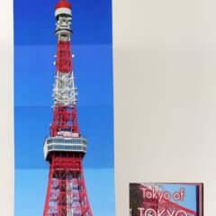 Tokyo of TOKYO TOWER