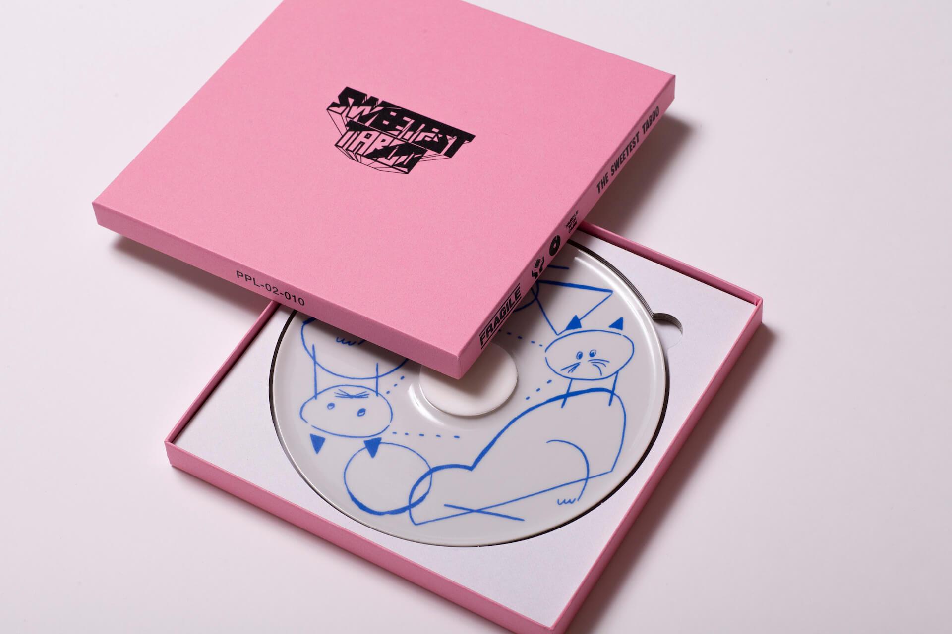 インタビュー:PEOPLEAP『THE SWEETEST TABOO』シリーズ Vol.3 killdisco art201201_peopleap_killdisco_08