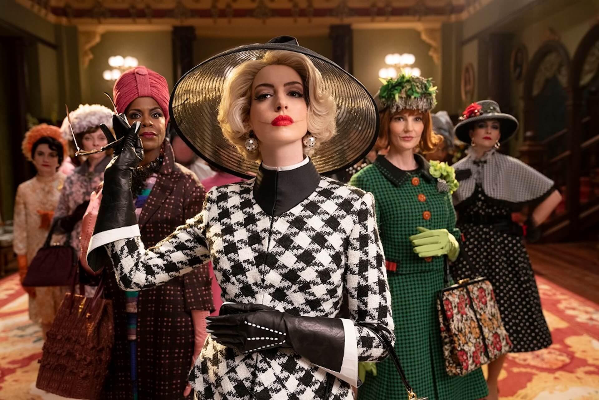 アン・ハサウェイ主演『魔女がいっぱい』がついに本日公開!ロバート・ゼメキスらアカデミー賞受賞者5名が集った特別映像も解禁 film201204_thewitches_2