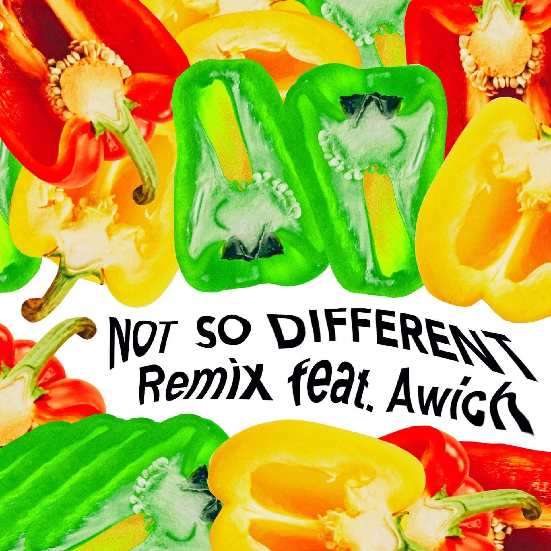 "Awichによる映画『サイレント・トーキョー』挿入歌""Present""が本日配信リリース!『ミュージックステーション2Hスペシャル』への出演も決定 music201204_awich_1"