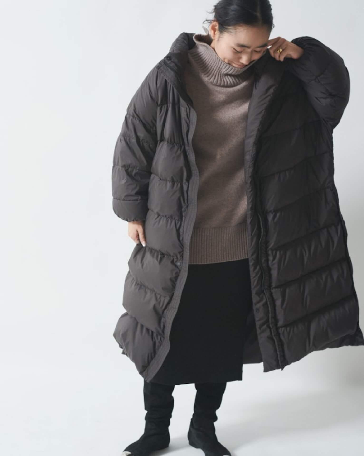 emmiから金子綾&NANGAとコラボしたダウンコートが登場!軽さと暖かさを重視したリバーシブルデザインが特徴 fashion20116_emmi_1