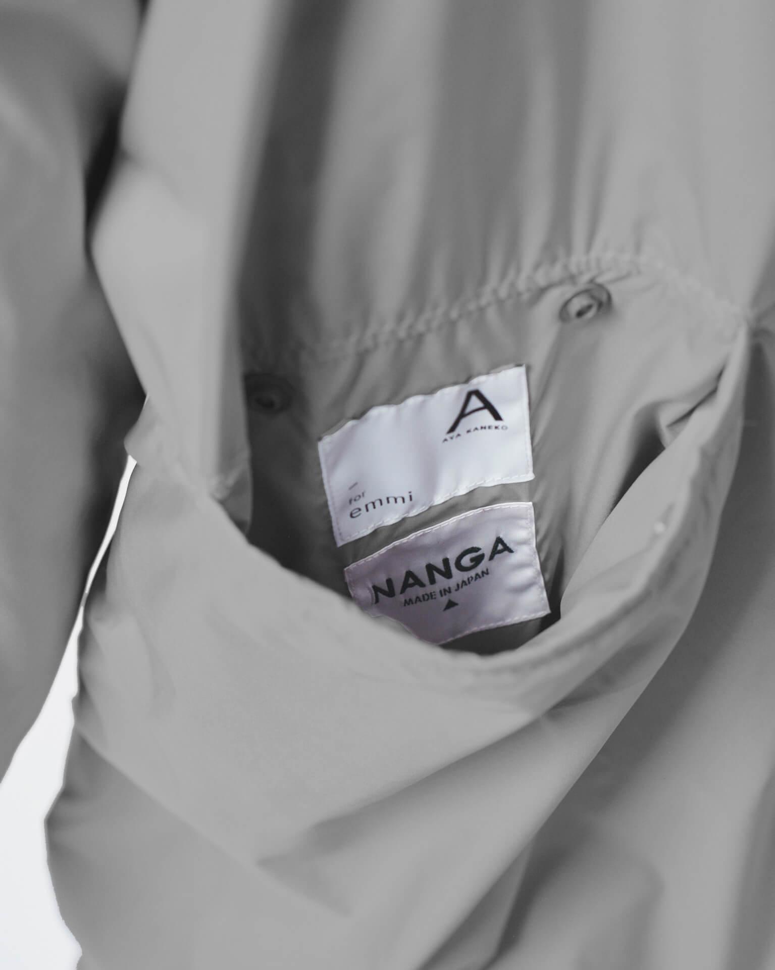 emmiから金子綾&NANGAとコラボしたダウンコートが登場!軽さと暖かさを重視したリバーシブルデザインが特徴 fashion20116_emmi_3