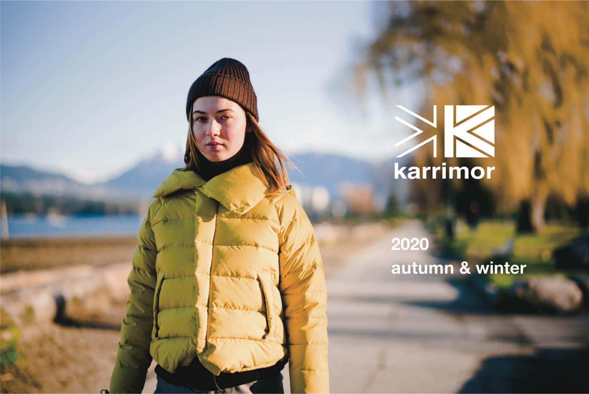 karrimorのライフスタイルレーベル・lifeからウィメンズアウター『wisp Wʻs short down parka』が登場! fashion201106_karrimor_5