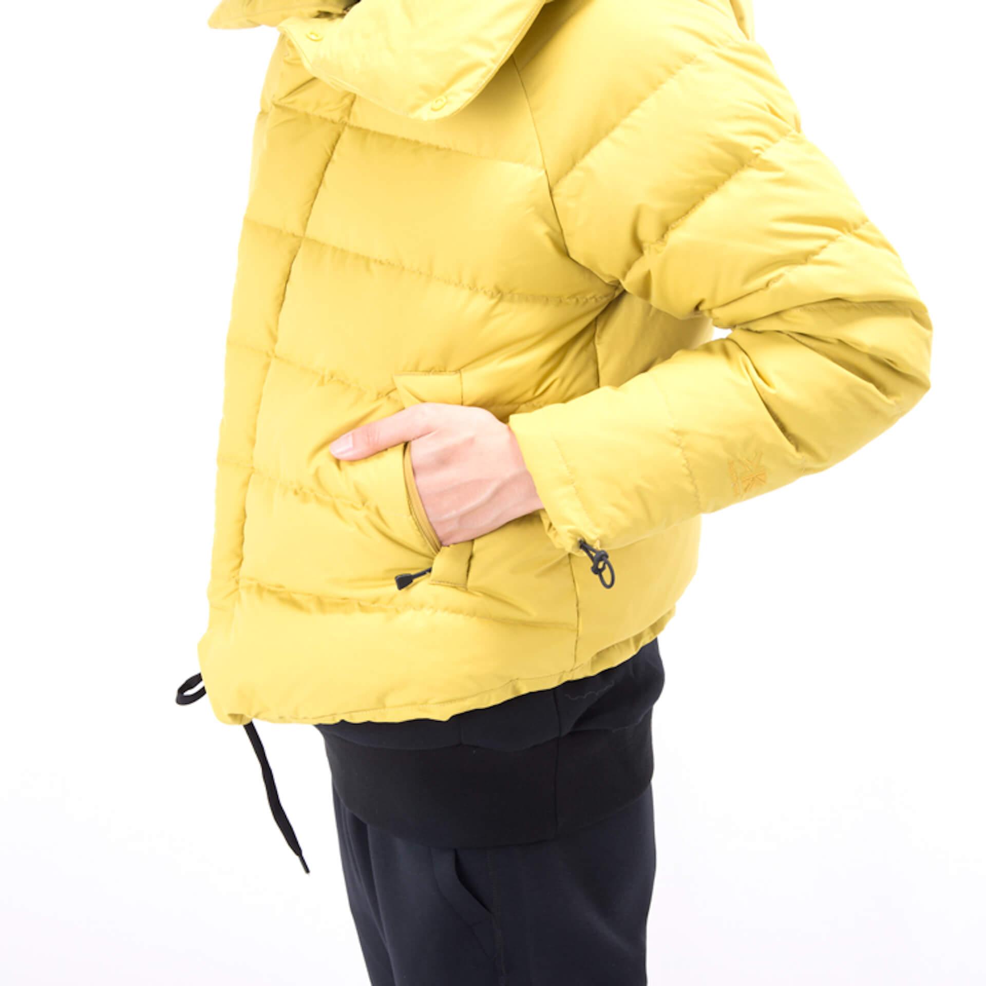 karrimorのライフスタイルレーベル・lifeからウィメンズアウター『wisp Wʻs short down parka』が登場! fashion201106_karrimor_10