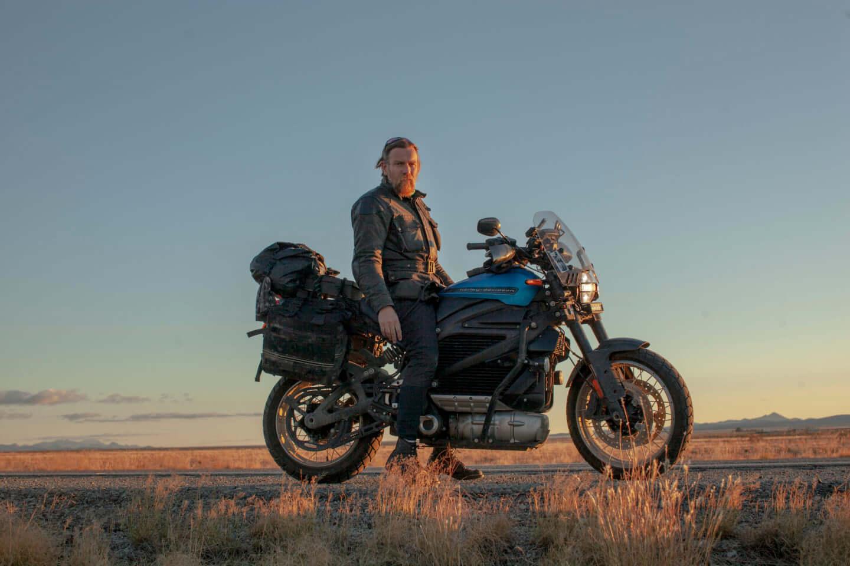 ユアン・マクレガー、チャーリー・ブアマンが駆るハーレー初の電動スポーツバイク「LiveWire®」、道なき道を征く100日間2万キロの旅 art201208_harley-01-1440x960