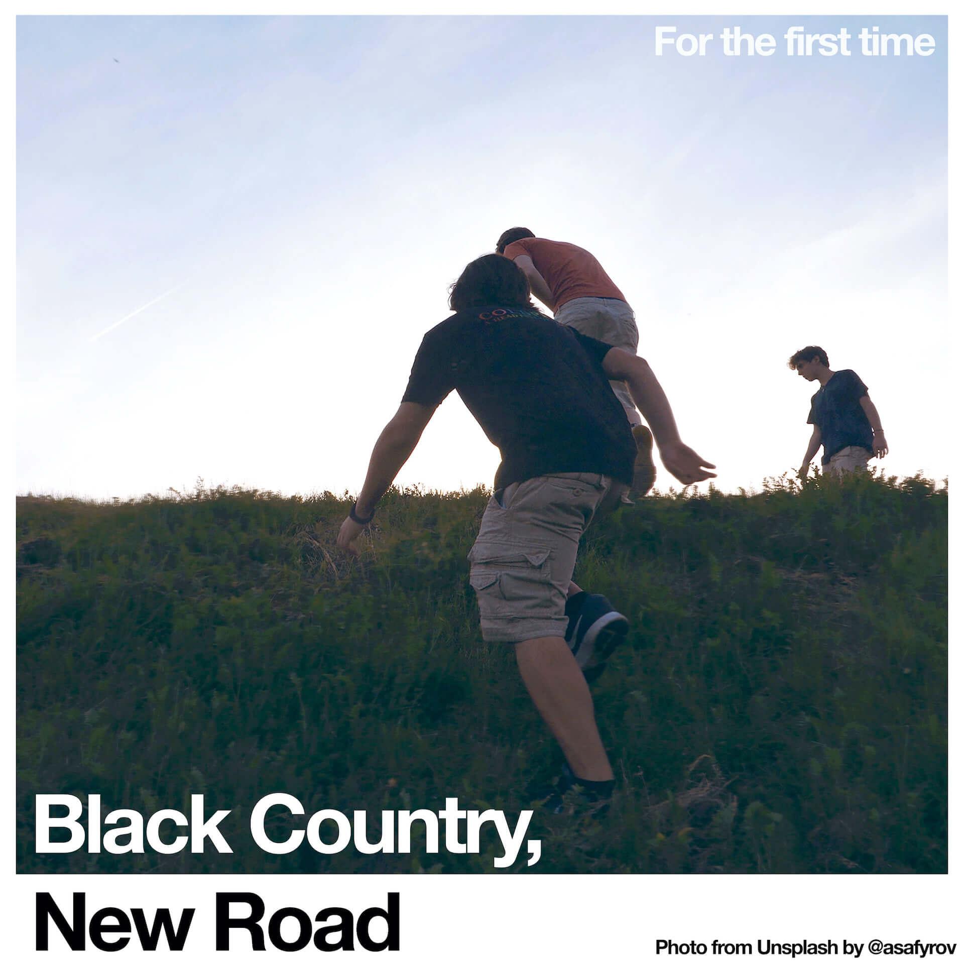 black midiとBlack Country, New Roadがコラボ!24時間限定のライブ配信がBandcampにて実施決定 music201209_blackmidi-bcnr_4-1920x1920
