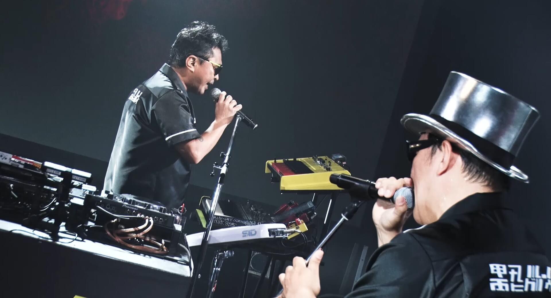 """電気グルーヴのファンクラブ限定ライブで披露された""""Set you Free""""のライブ映像がYouTubeにて公開!ライブ開催記念グッズも発売中 music201209_denkigroove_2"""