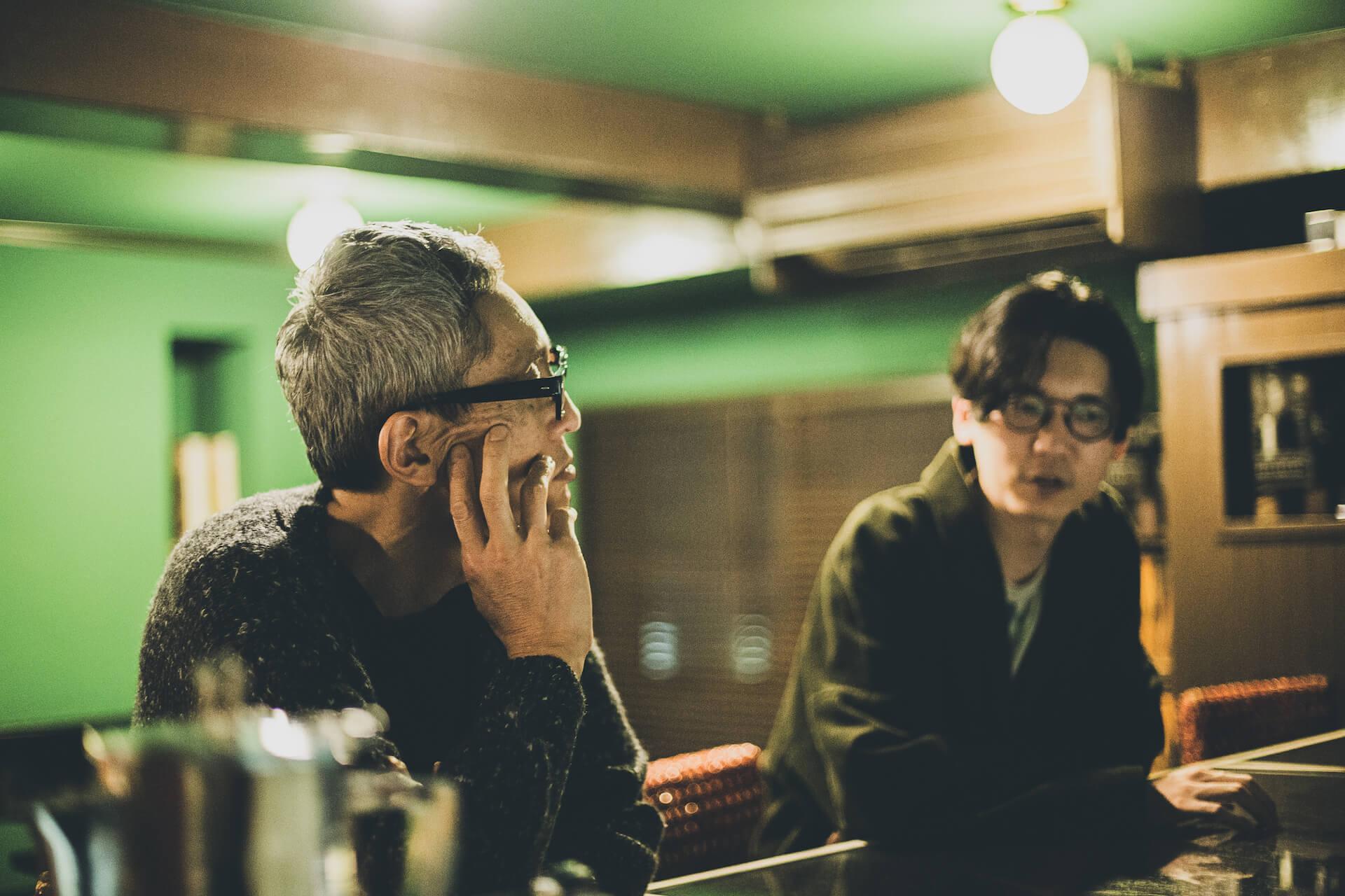 特別対談  前編:Kan Sano × 松重 豊 |出逢いとニューアルバムとMPC music201210_kansano-01