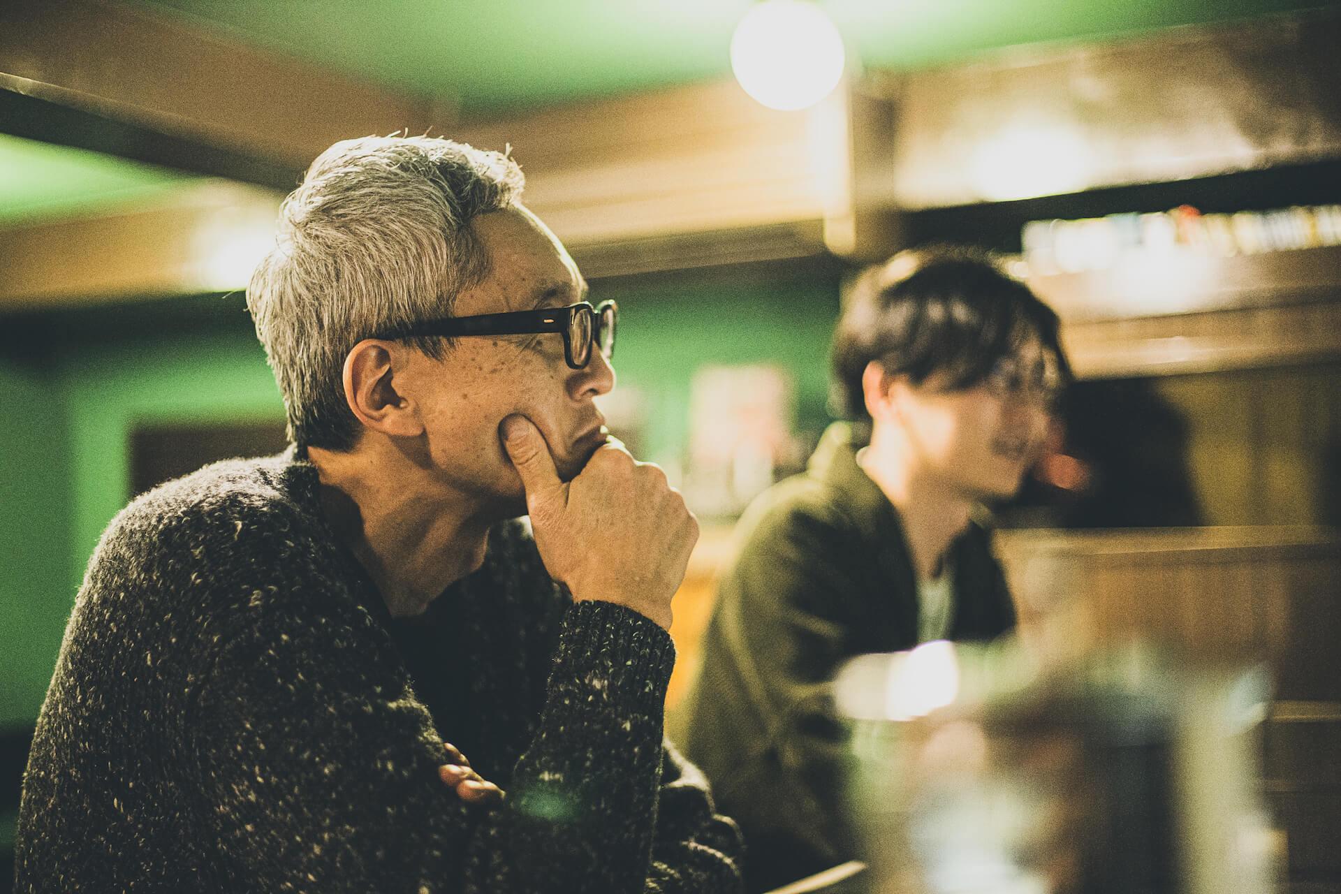 特別対談  前編:Kan Sano × 松重 豊 |出逢いとニューアルバムとMPC music201210_kansano-02