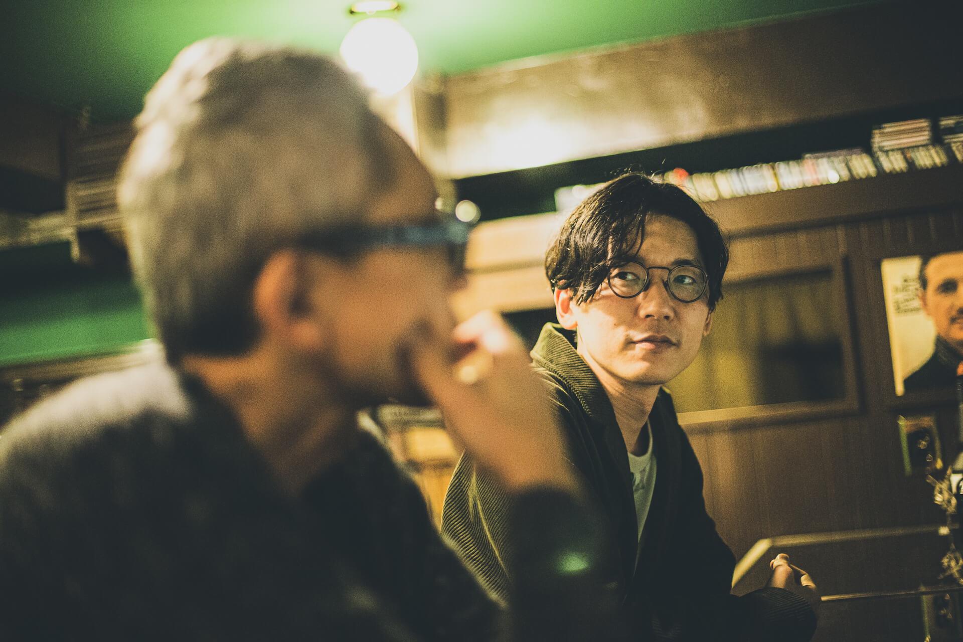 特別対談  前編:Kan Sano × 松重 豊 |出逢いとニューアルバムとMPC music201210_kansano-05