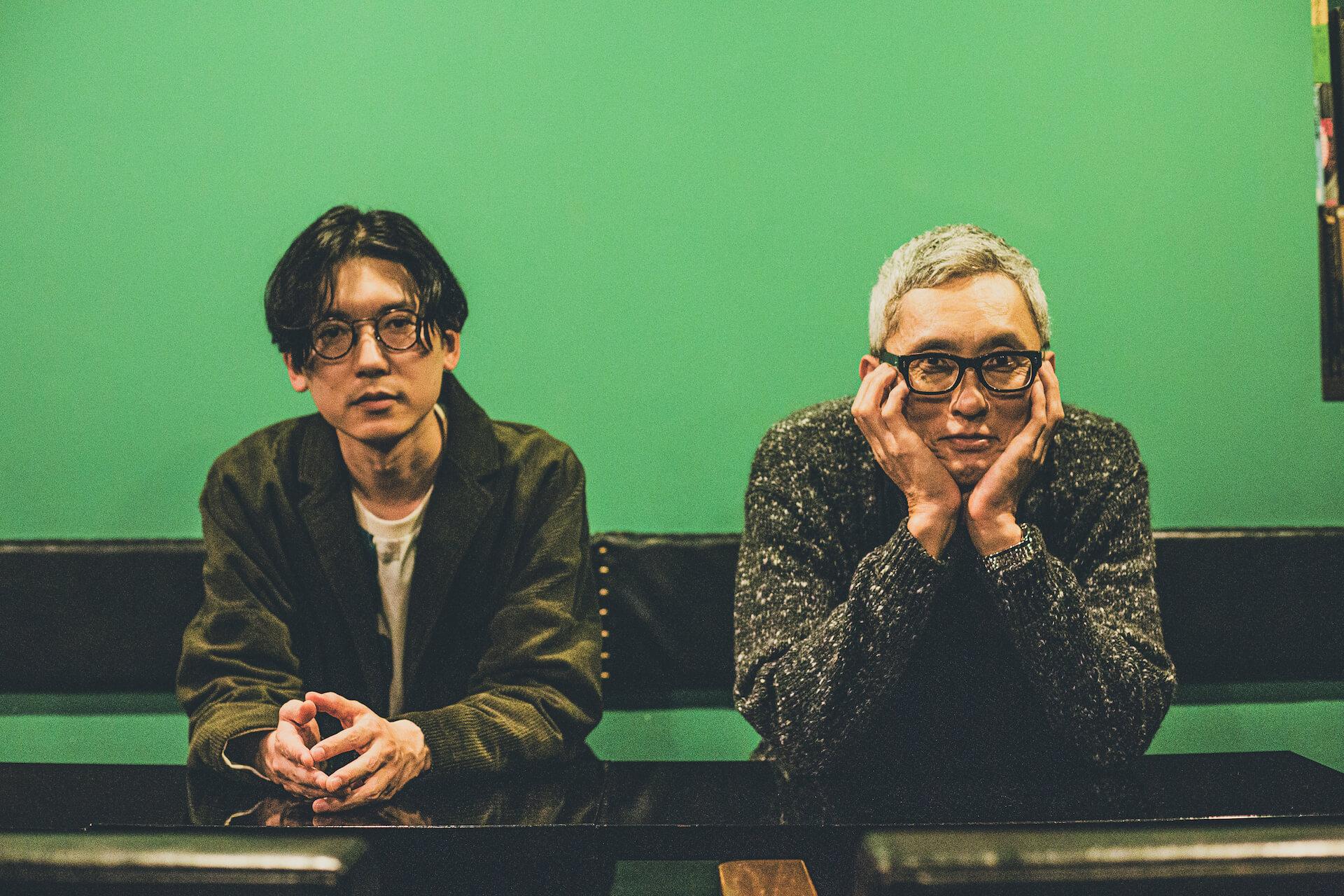 特別対談  前編:Kan Sano × 松重 豊 |出逢いとニューアルバムとMPC music201210_kansano-main1