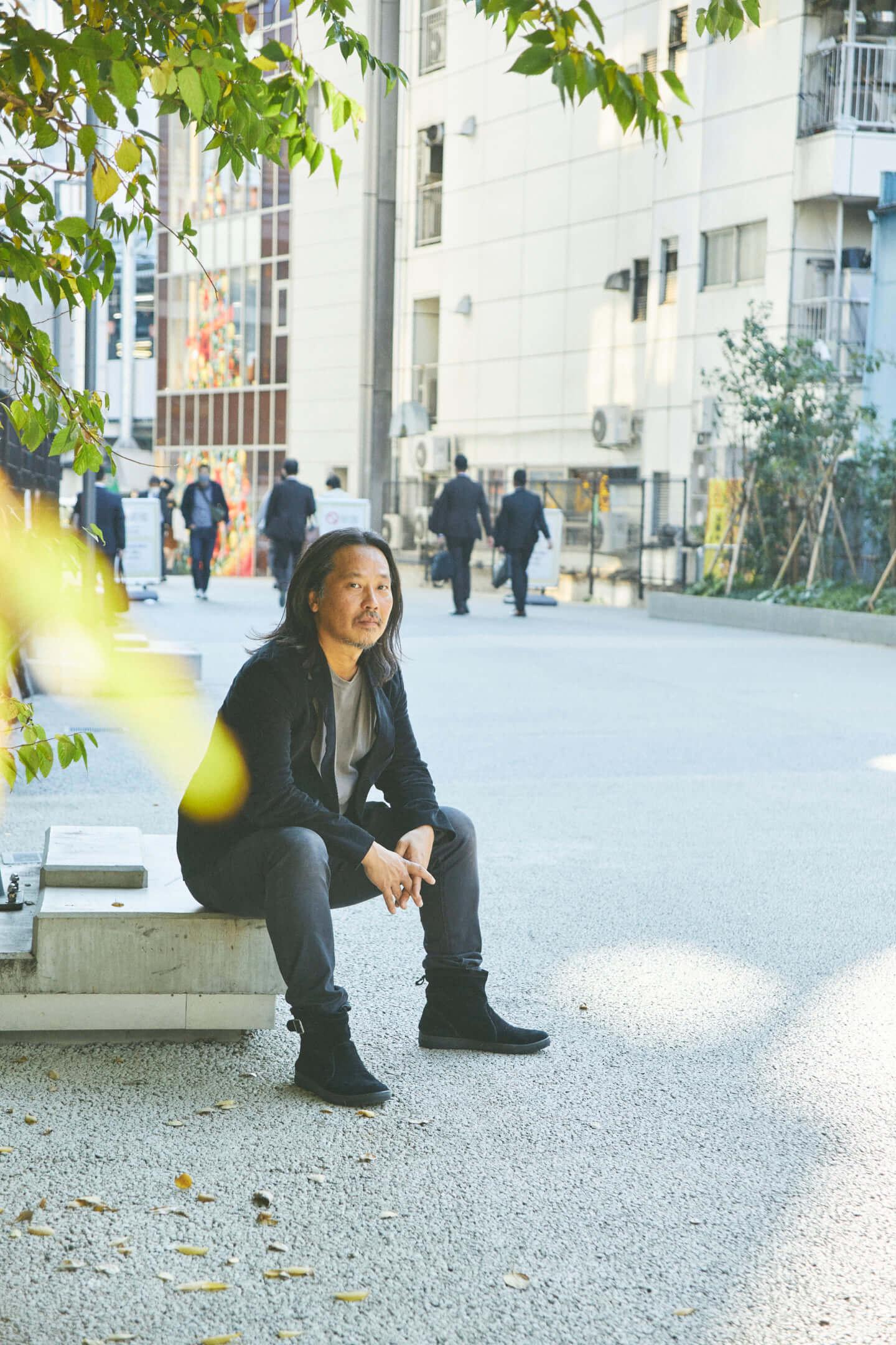 <DIESEL XXX>、<バーチャル渋谷 au 5G ハロウィーンフェス>の仕掛け人KDDI三浦伊知郎が 5G時代に描く未来とは interview201210_miura-01-1440x2160