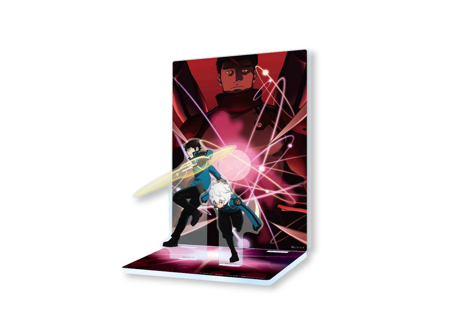『特別上映版 ワールドトリガー 2ndシーズン』週替わりの入場者プレゼントが特製ポストカードに決定!公式パンフレット、オリジナルグッズも発売 film201210_worldtrigger_3