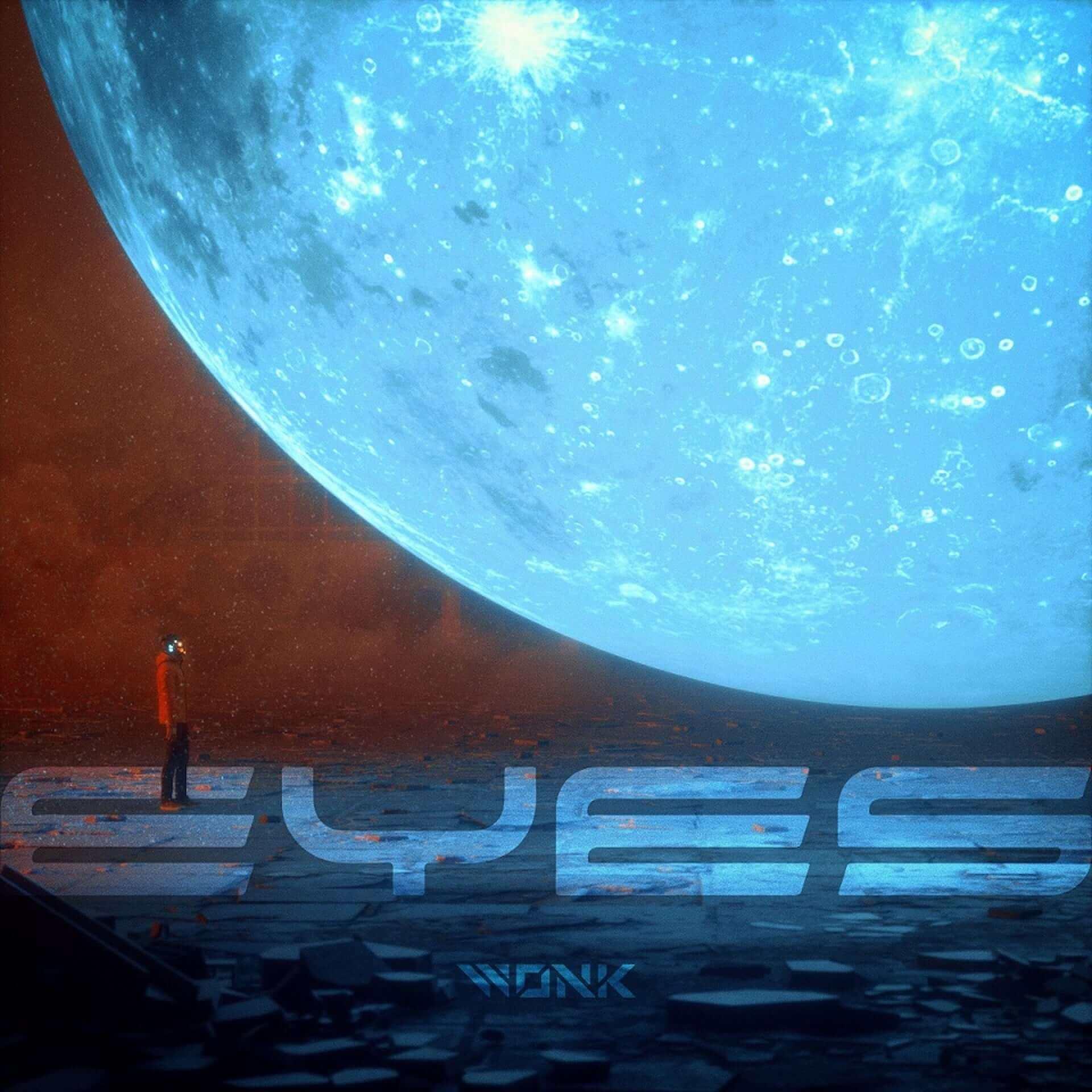 WONK配信ライブ<EYES SPECIAL 3DCG LIVE>のBlu-rayジャケットが公開!ライブ音源配信の事前登録もスタート music201015_wonk_1-1920x1920