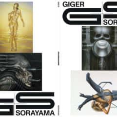 H.R.GIGER × SORAYAMA