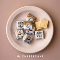 Mr. CHEESECAKE チロルチョコ