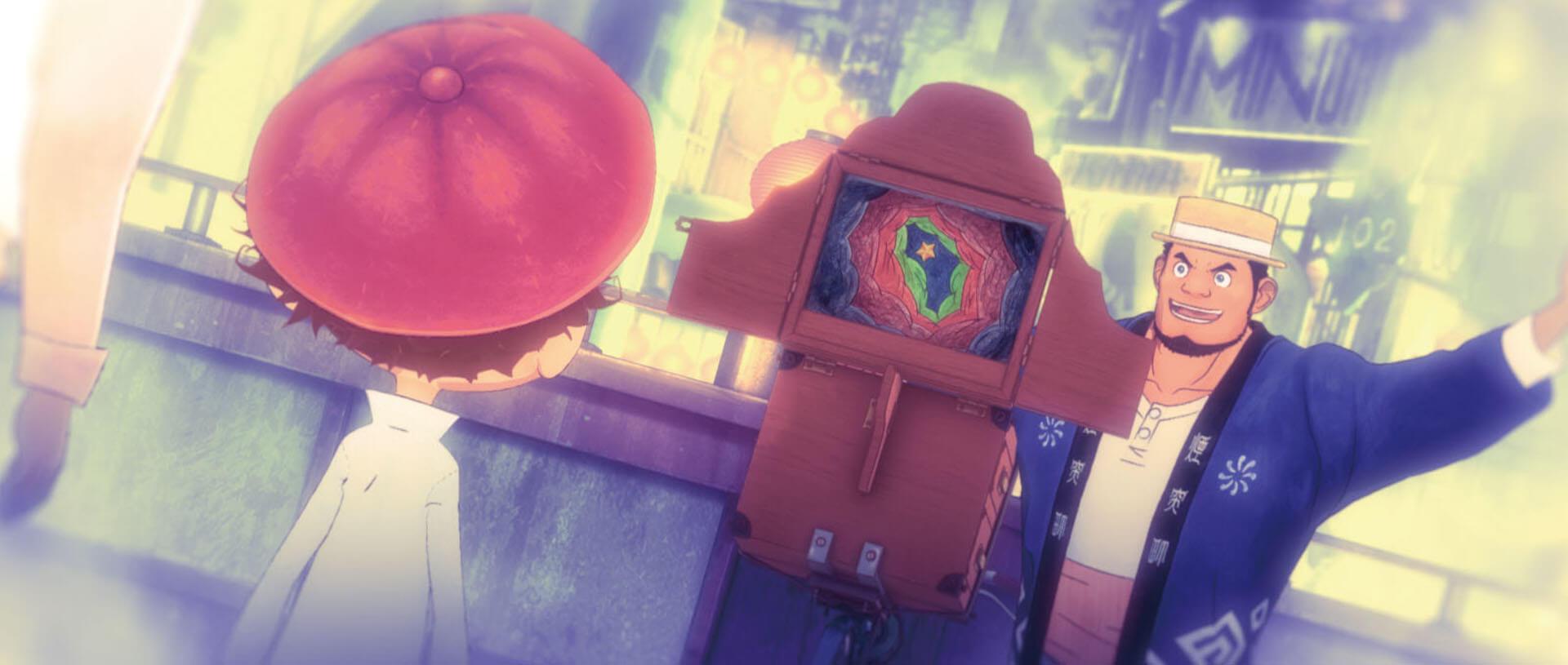 『映画 えんとつ町のプペル』の感動的な冒頭180秒が大公開!芦田愛菜演じるルビッチによるナレーションにも注目 film201216_poupelle_2