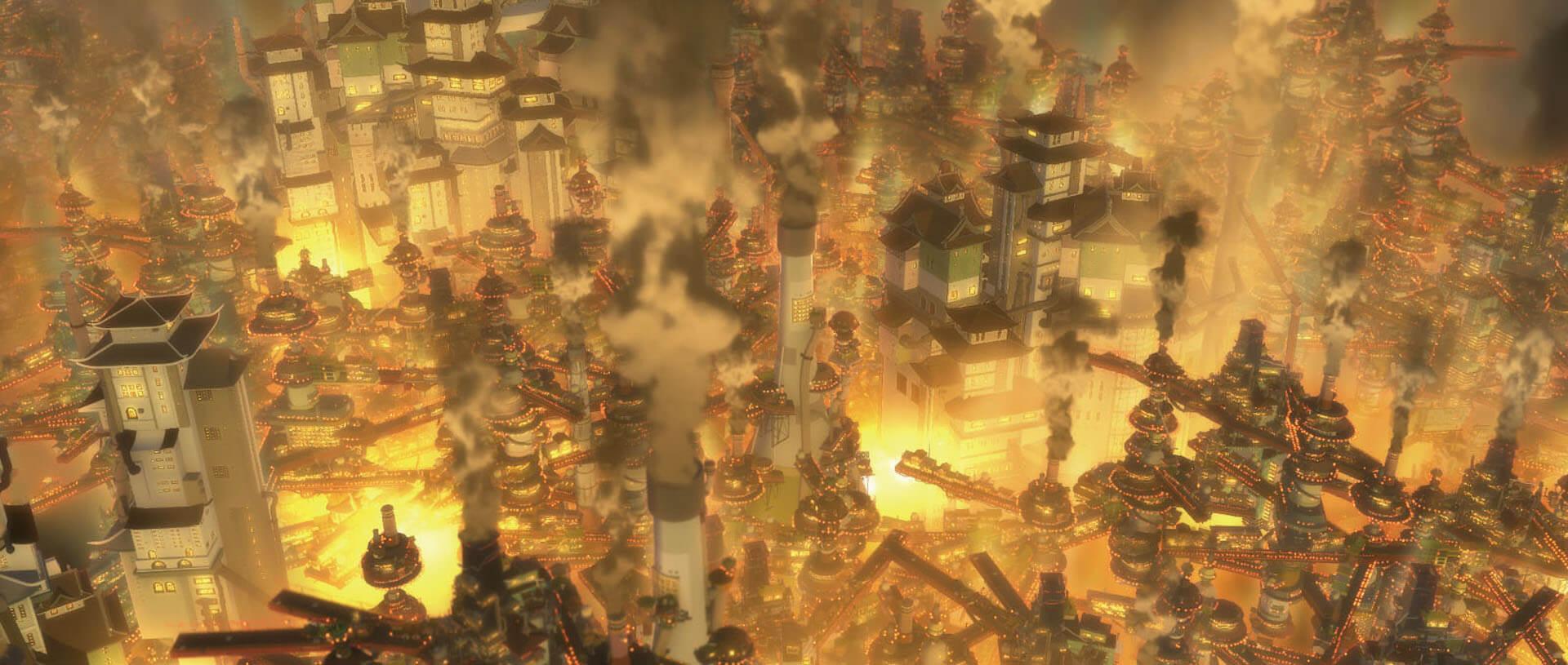 『映画 えんとつ町のプペル』の感動的な冒頭180秒が大公開!芦田愛菜演じるルビッチによるナレーションにも注目 film201216_poupelle_6