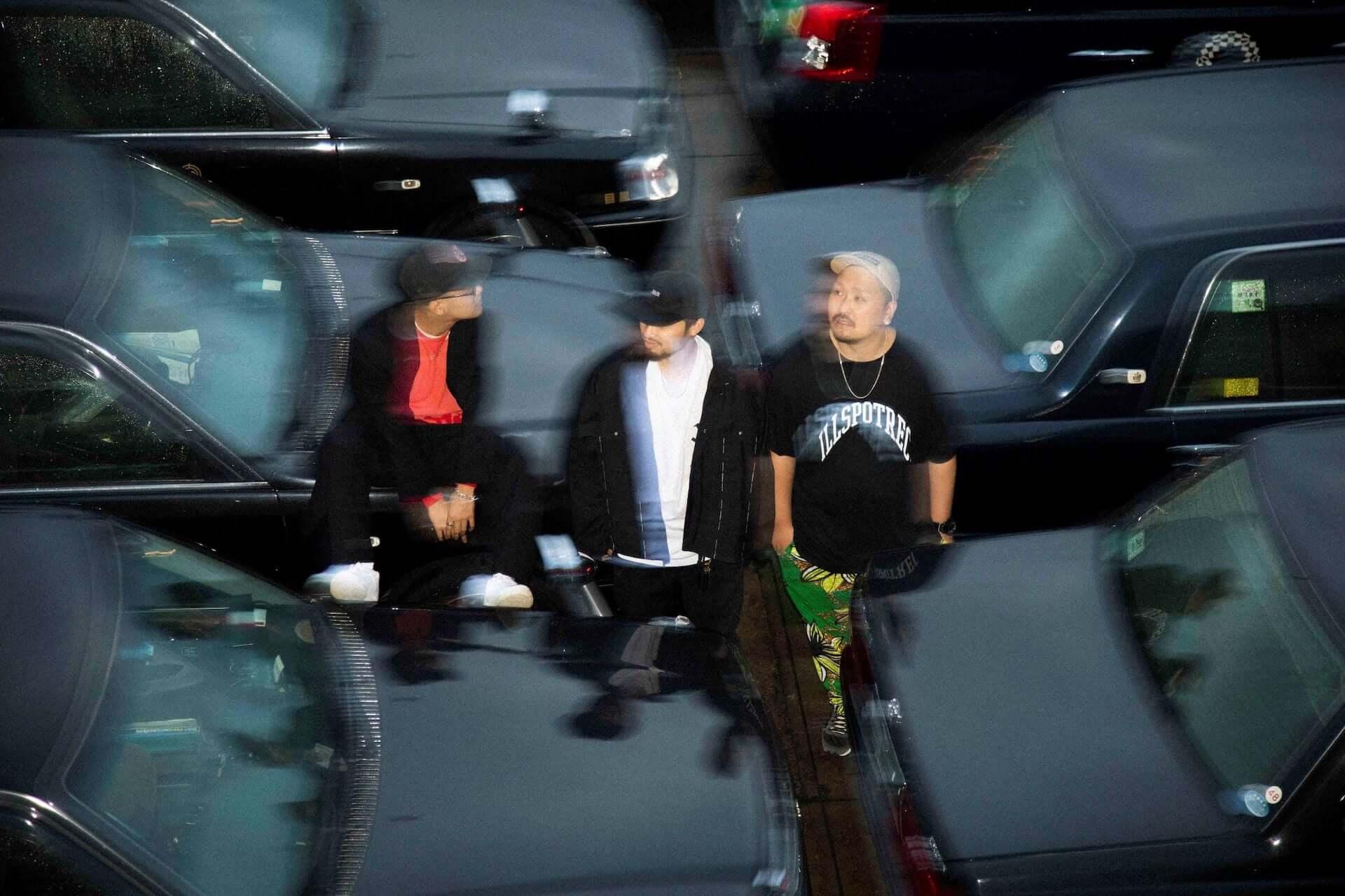 "BLABLA、Vue dumonde、m-alによるユニット・PACK3がデビューアルバム『PACKQAGE』のCDを本日発売!OMSB参加の楽曲""Discovery""MVも公開 music201216_pack3_2-1920x1280"