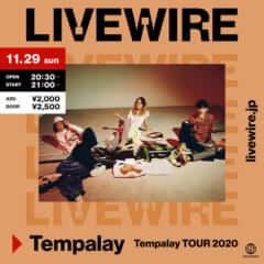 Tempalay LIVEWIRE