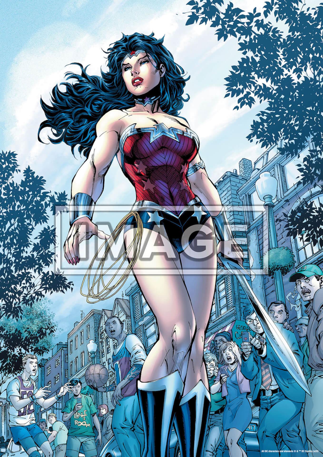『ワンダーウーマン 1984』劇場公開記念!スーパーマン、バットマン、ジョーカーら人気DCキャラのBE@RBRICKや限定ポスターが当たるHappyくじが発売 art201216_dc_bearbrick_10