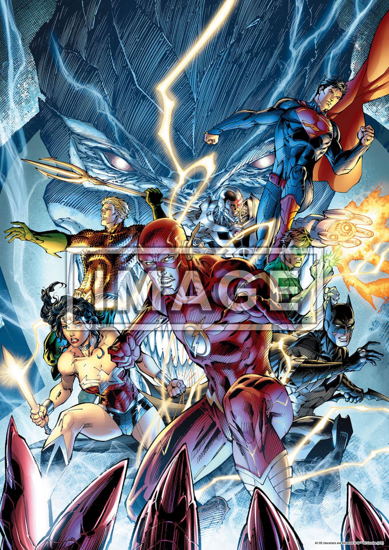 『ワンダーウーマン 1984』劇場公開記念!スーパーマン、バットマン、ジョーカーら人気DCキャラのBE@RBRICKや限定ポスターが当たるHappyくじが発売 art201216_dc_bearbrick_11