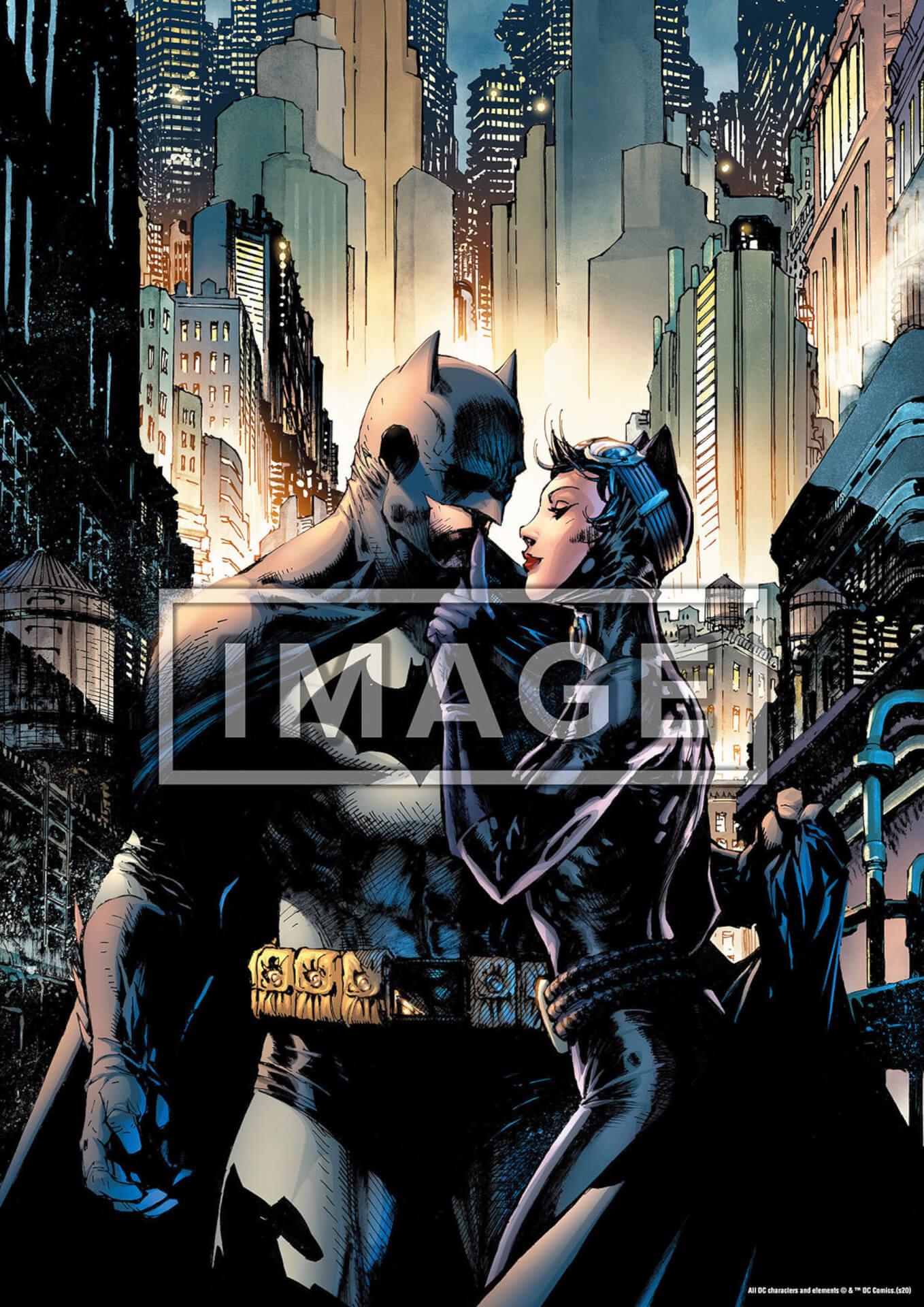 『ワンダーウーマン 1984』劇場公開記念!スーパーマン、バットマン、ジョーカーら人気DCキャラのBE@RBRICKや限定ポスターが当たるHappyくじが発売 art201216_dc_bearbrick_12