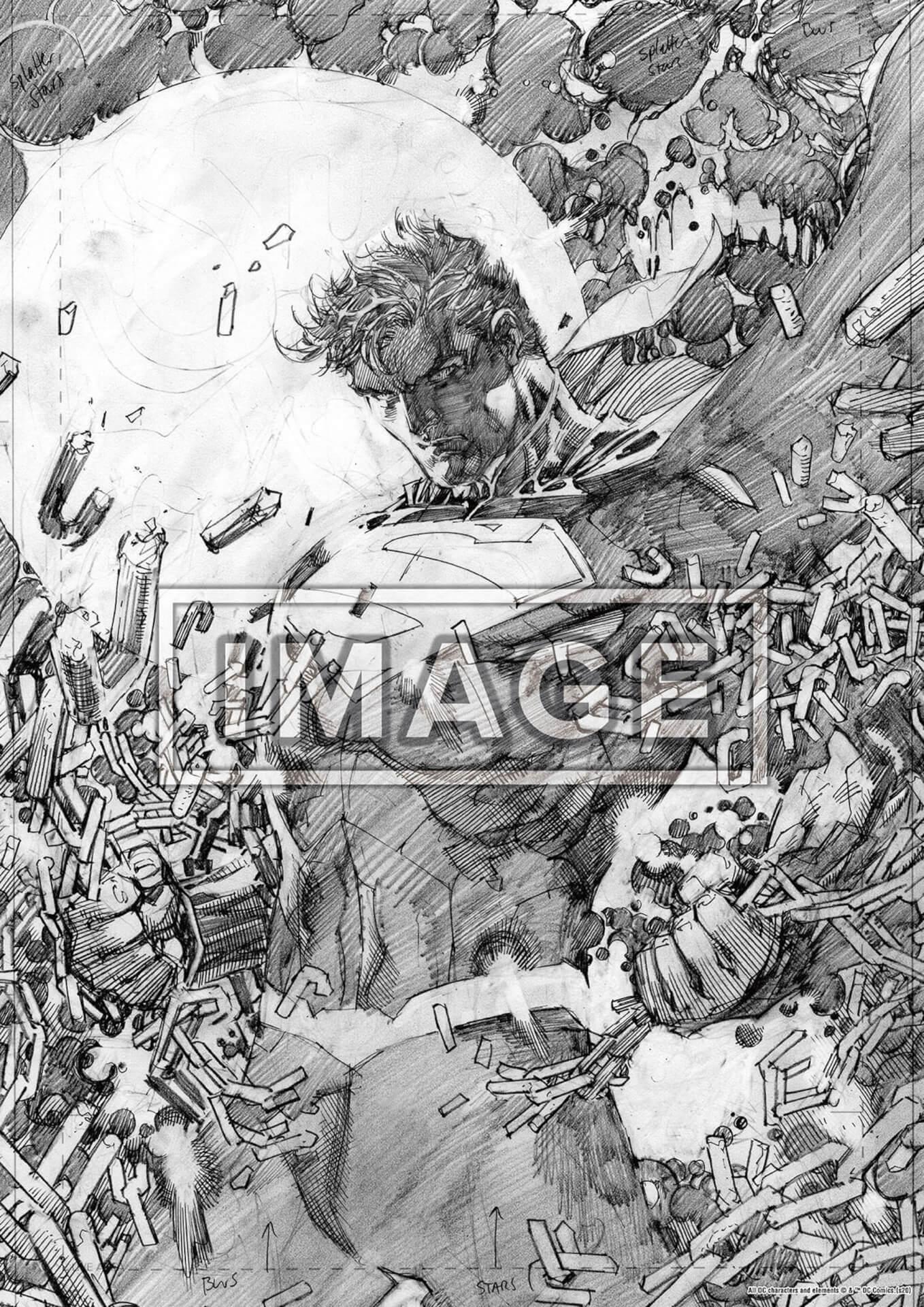 『ワンダーウーマン 1984』劇場公開記念!スーパーマン、バットマン、ジョーカーら人気DCキャラのBE@RBRICKや限定ポスターが当たるHappyくじが発売 art201216_dc_bearbrick_13