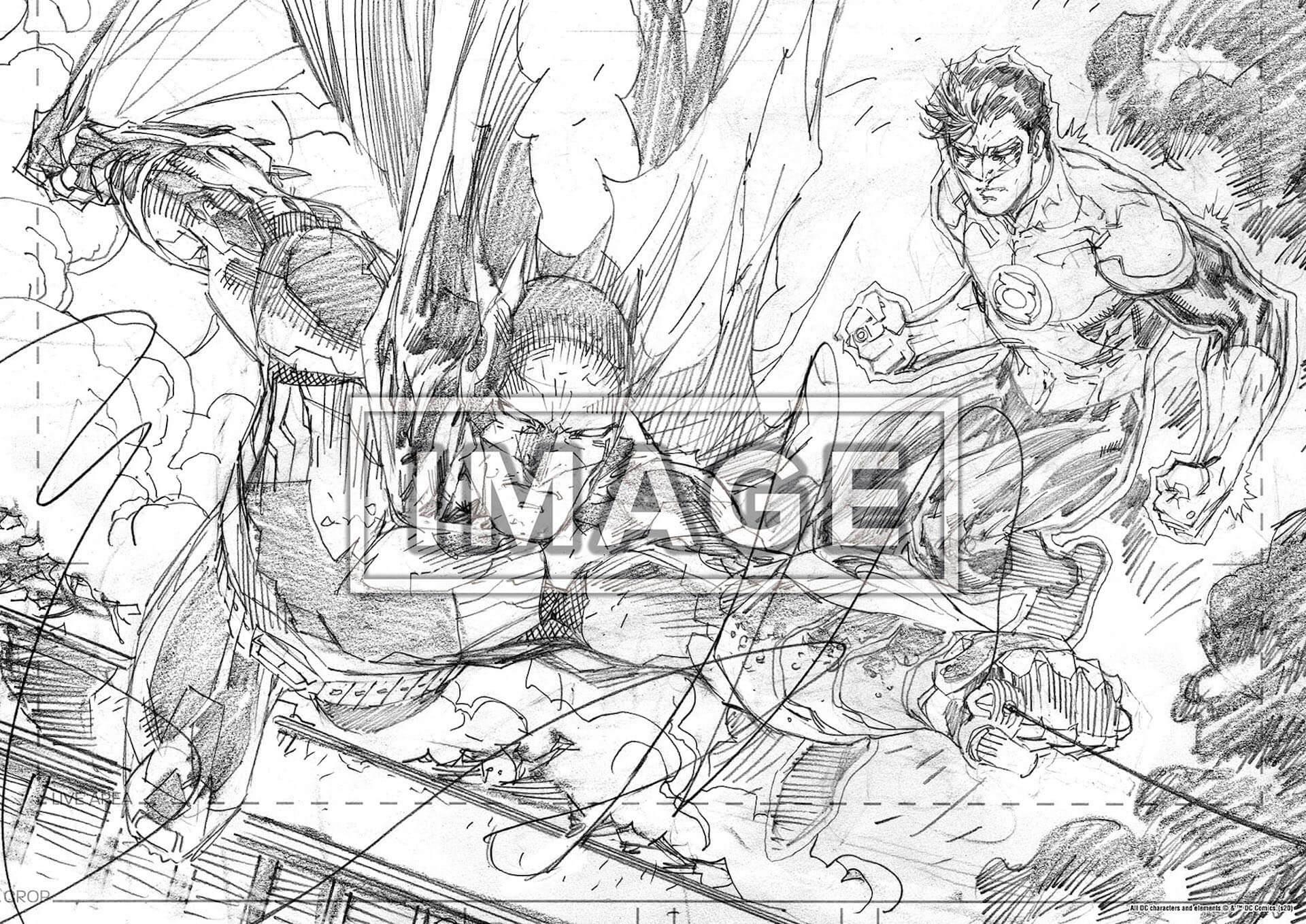『ワンダーウーマン 1984』劇場公開記念!スーパーマン、バットマン、ジョーカーら人気DCキャラのBE@RBRICKや限定ポスターが当たるHappyくじが発売 art201216_dc_bearbrick_14