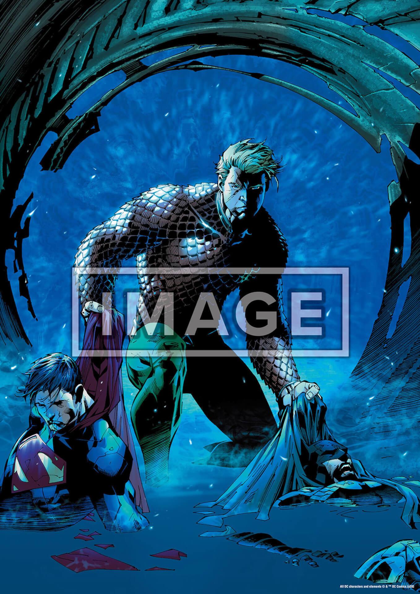 『ワンダーウーマン 1984』劇場公開記念!スーパーマン、バットマン、ジョーカーら人気DCキャラのBE@RBRICKや限定ポスターが当たるHappyくじが発売 art201216_dc_bearbrick_15