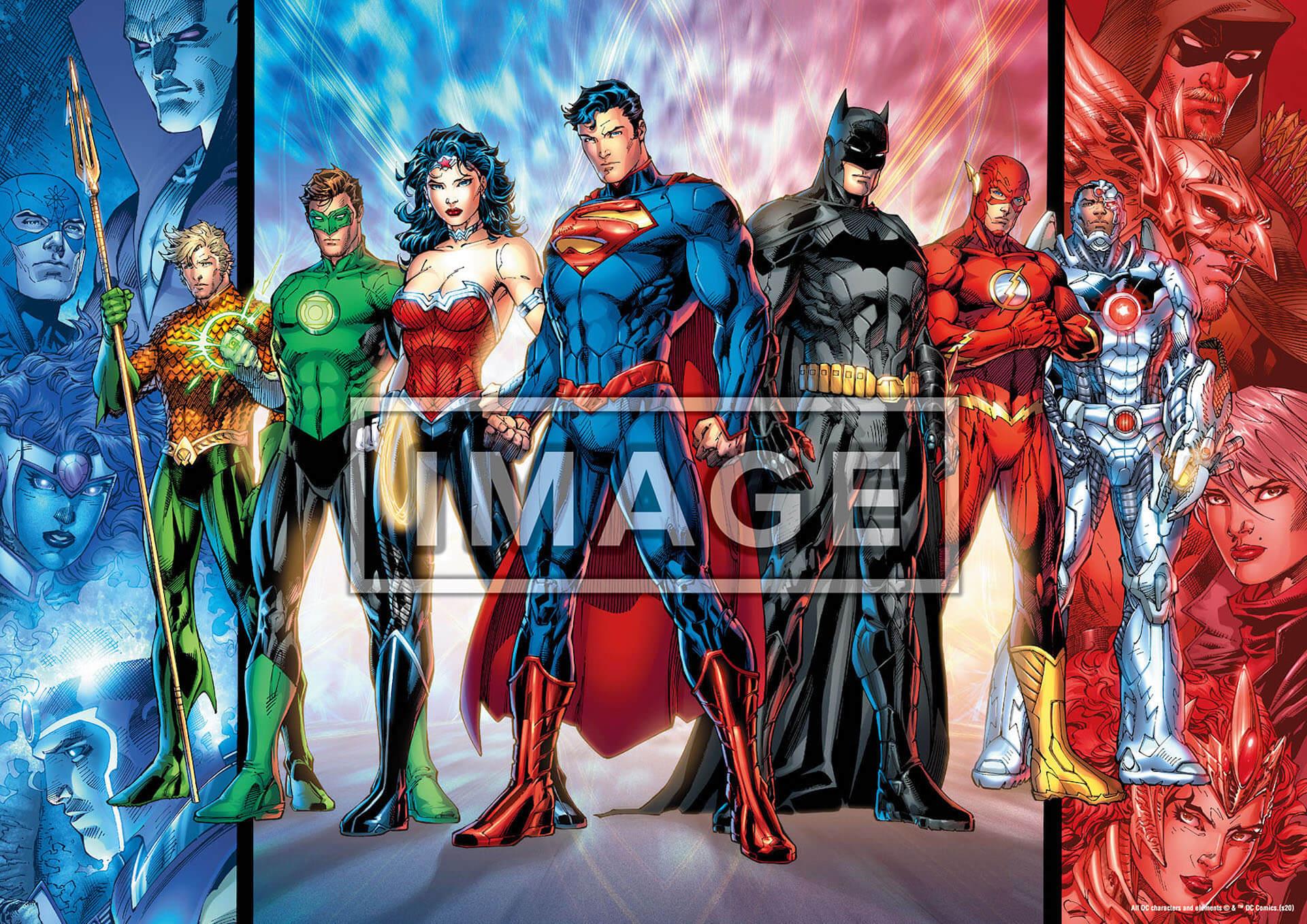 『ワンダーウーマン 1984』劇場公開記念!スーパーマン、バットマン、ジョーカーら人気DCキャラのBE@RBRICKや限定ポスターが当たるHappyくじが発売 art201216_dc_bearbrick_16