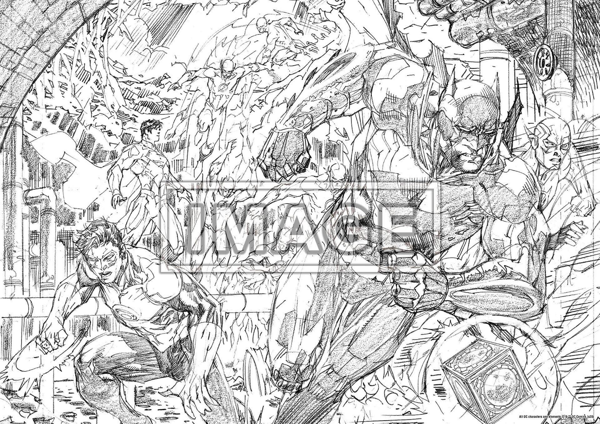 『ワンダーウーマン 1984』劇場公開記念!スーパーマン、バットマン、ジョーカーら人気DCキャラのBE@RBRICKや限定ポスターが当たるHappyくじが発売 art201216_dc_bearbrick_18