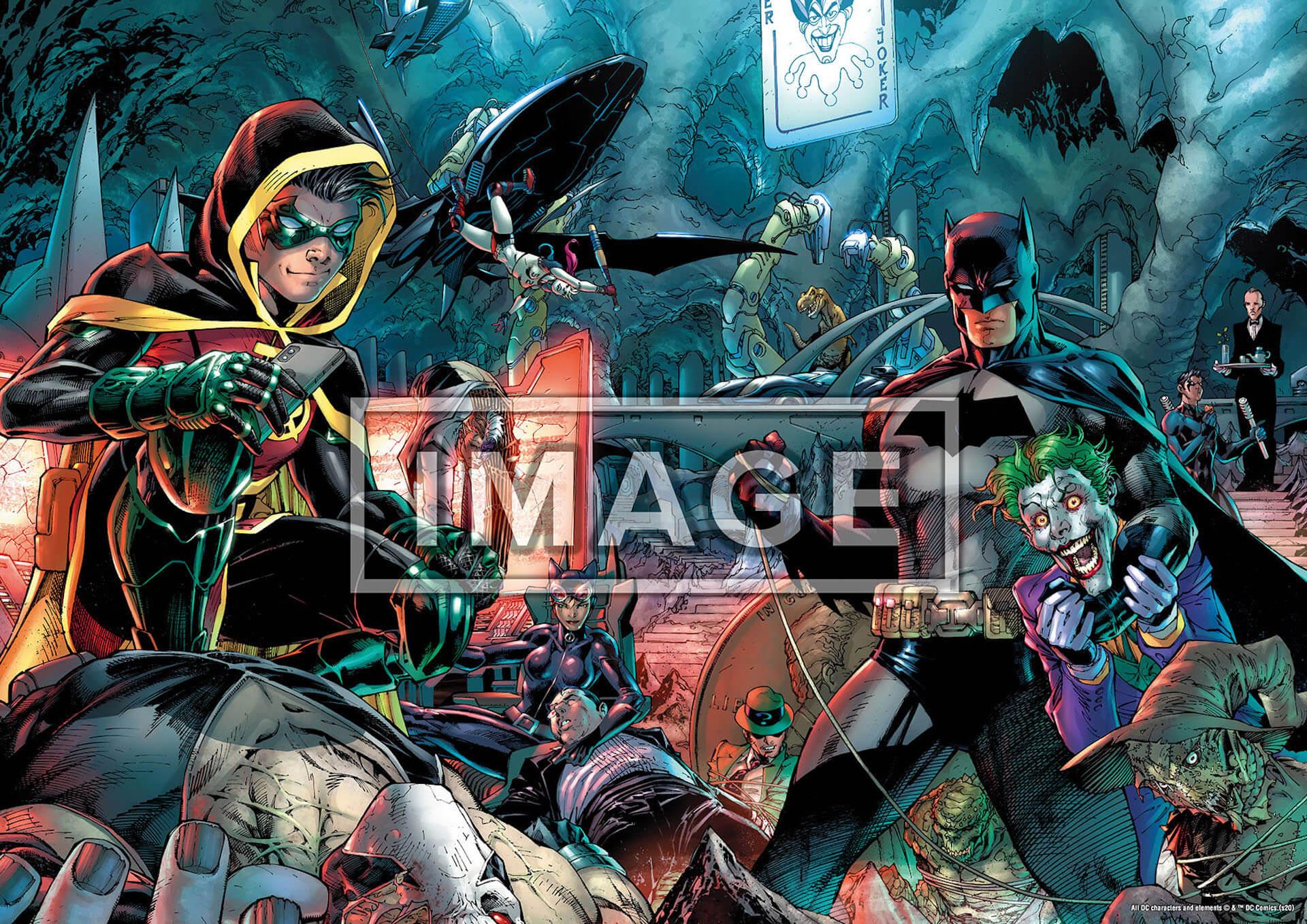 『ワンダーウーマン 1984』劇場公開記念!スーパーマン、バットマン、ジョーカーら人気DCキャラのBE@RBRICKや限定ポスターが当たるHappyくじが発売 art201216_dc_bearbrick_19