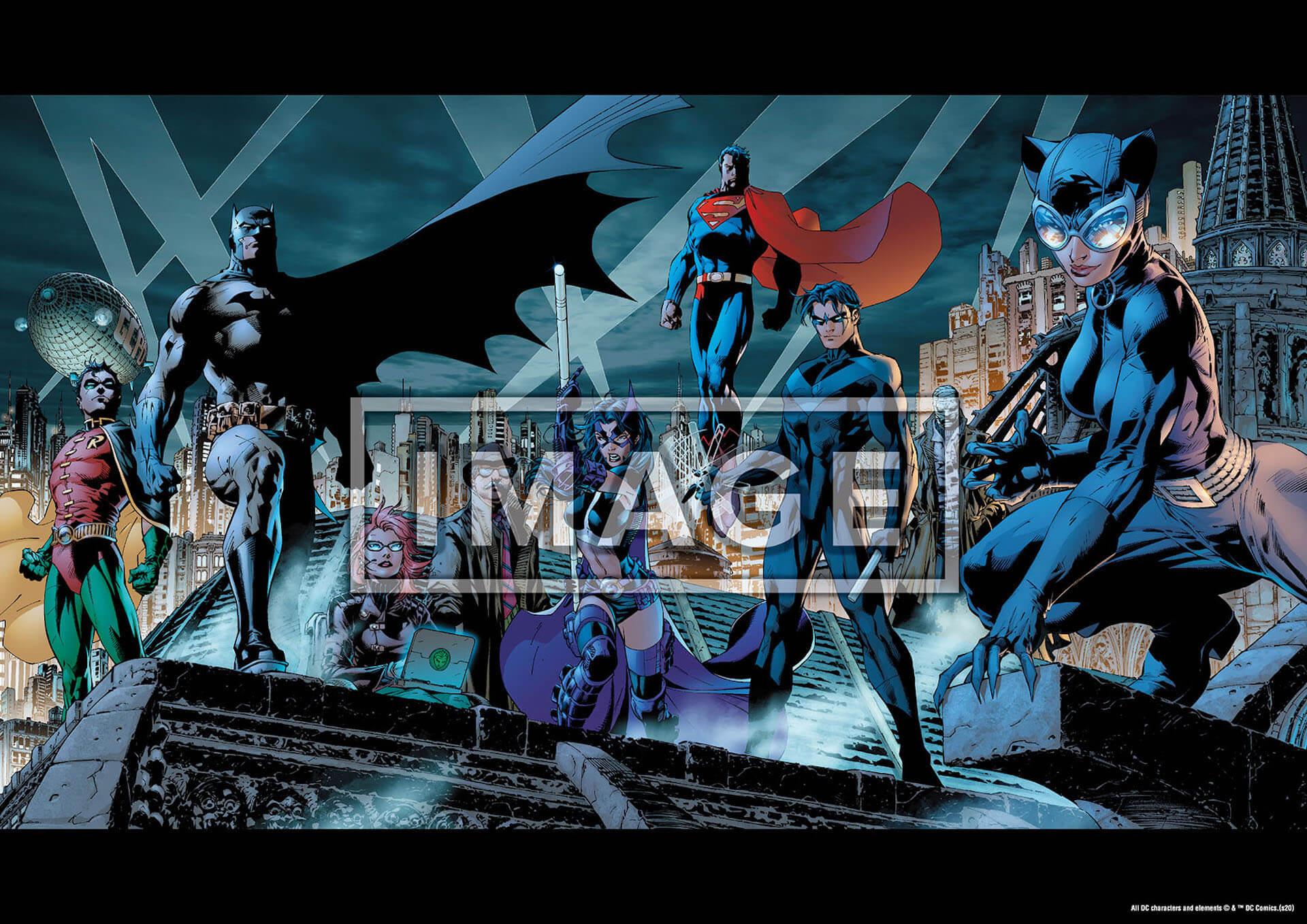 『ワンダーウーマン 1984』劇場公開記念!スーパーマン、バットマン、ジョーカーら人気DCキャラのBE@RBRICKや限定ポスターが当たるHappyくじが発売 art201216_dc_bearbrick_20