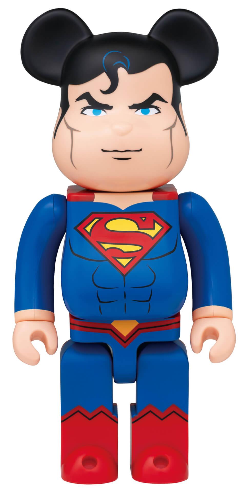 『ワンダーウーマン 1984』劇場公開記念!スーパーマン、バットマン、ジョーカーら人気DCキャラのBE@RBRICKや限定ポスターが当たるHappyくじが発売 art201216_dc_bearbrick_34