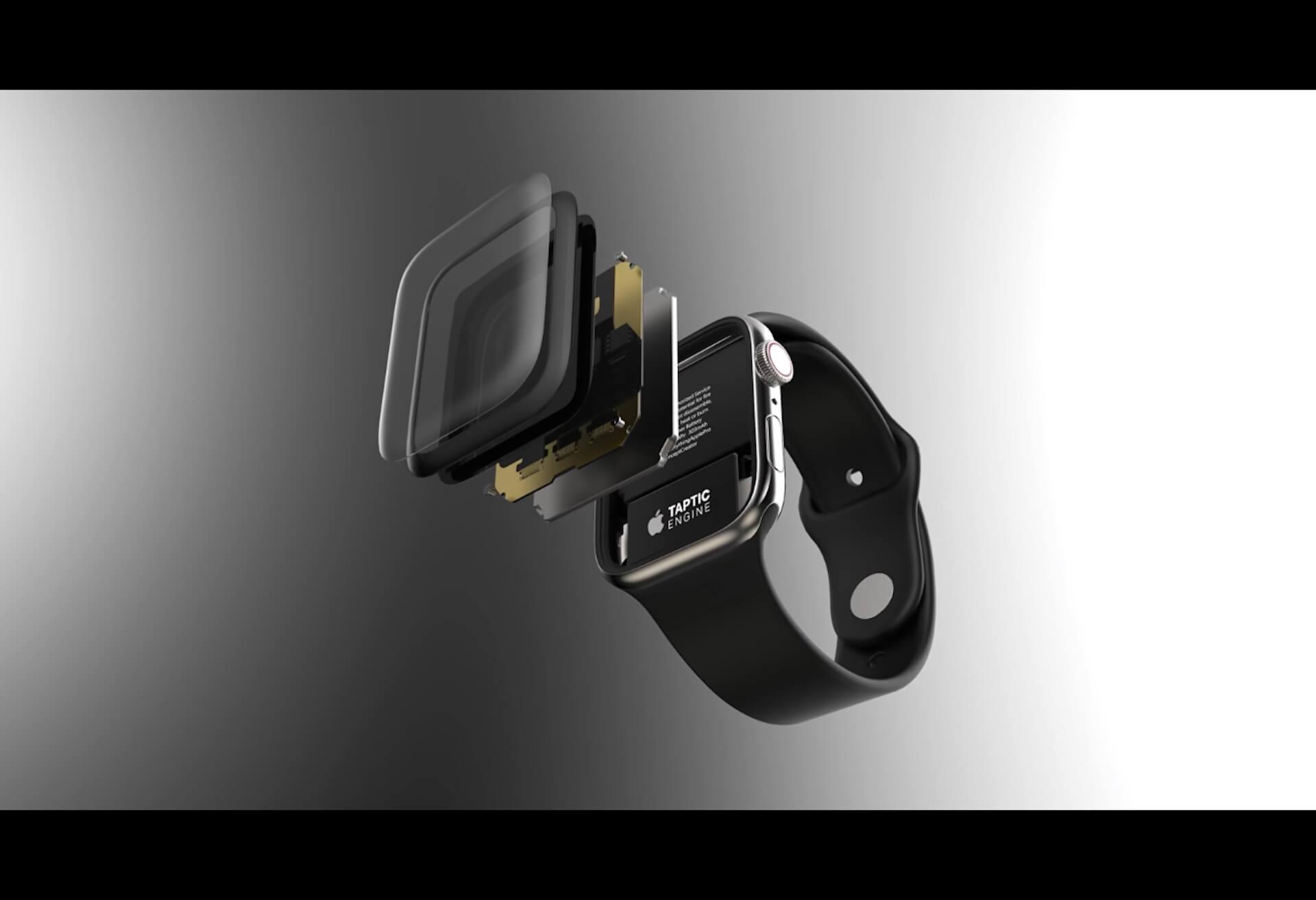 Apple Watchに画面下カメラ&フラッシュが搭載される可能性?Appleが新たに特許申請 tech201217_applewatch_main