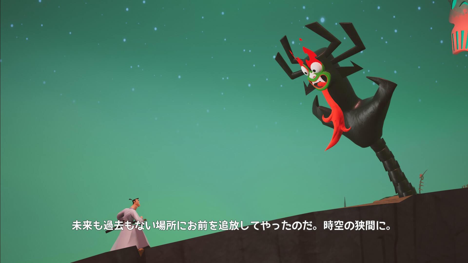 アクションRPG『サムライジャック:時空の戦い』Nintendo Switchダウンロード版の予約受付が開始!アニメ『サムライ ジャック』も特別放送決定 tech201217_samuraijack_zikunotatakai_2