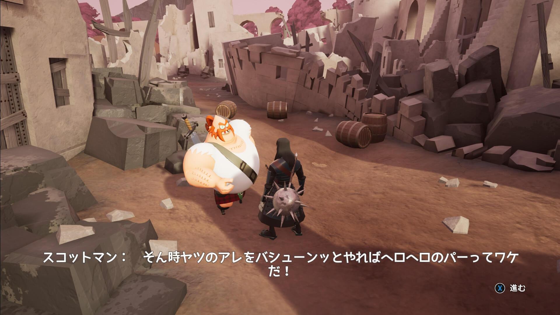 アクションRPG『サムライジャック:時空の戦い』Nintendo Switchダウンロード版の予約受付が開始!アニメ『サムライ ジャック』も特別放送決定 tech201217_samuraijack_zikunotatakai_3
