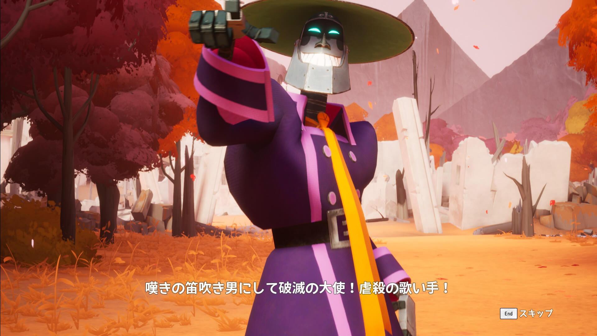 アクションRPG『サムライジャック:時空の戦い』Nintendo Switchダウンロード版の予約受付が開始!アニメ『サムライ ジャック』も特別放送決定 tech201217_samuraijack_zikunotatakai_4