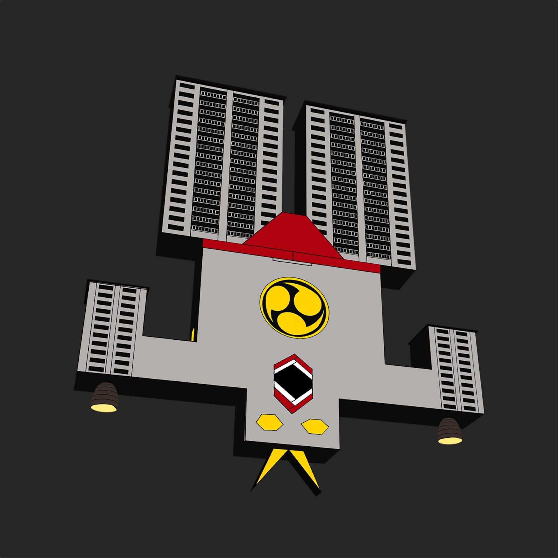 "AC部初の大規模個展<九越 -Transmorph->が日本橋三越本店で開催決定!Battles""Sugar Foot""『大宇宙ロボット祭』の最新作など展開 art201218_ac-bu_3-1920x1920"