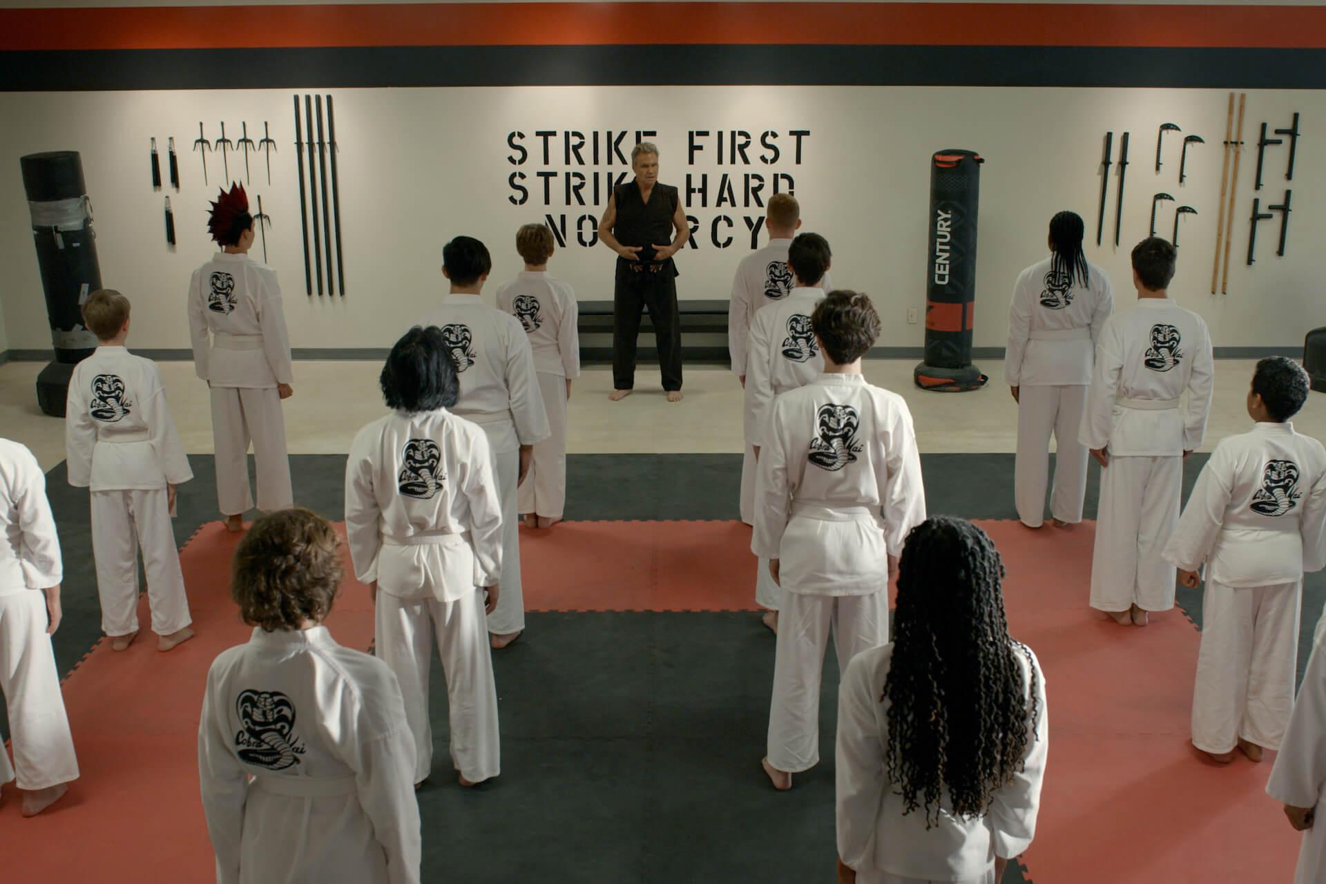Netflix1月配信コンテンツに『パラサイト 半地下の家族』が登場!『コブラ会』『スノーピアサー』新シーズンなど多数ラインナップ art201218_netflix_jan_1