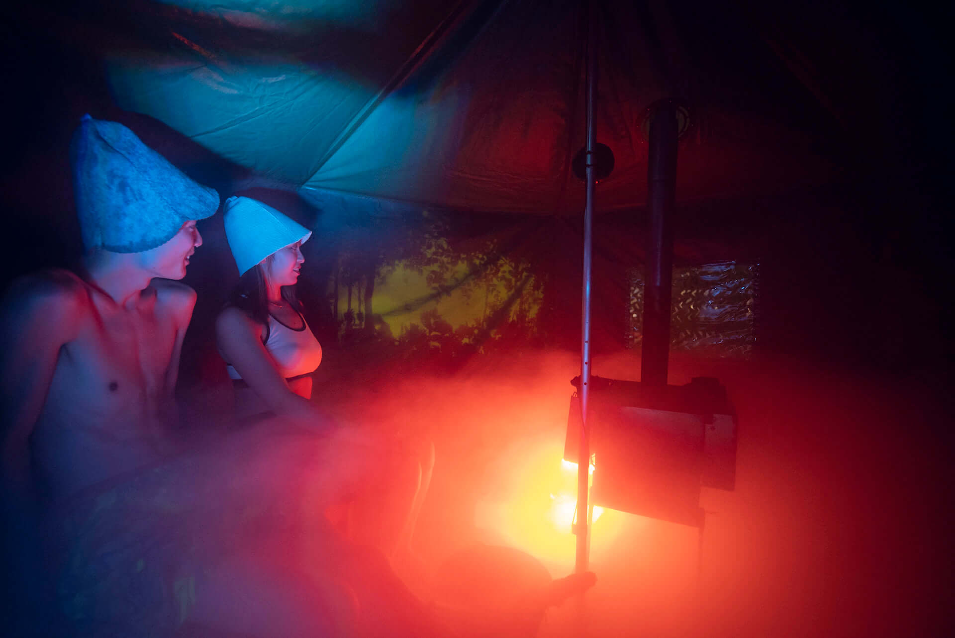 """五感で""""ととのう""""アートサウナ体験を!デートにもおすすめなテントサウナイベントが東京・有明にて開催中 lf201218_naked-sauna_1-1920x1283"""