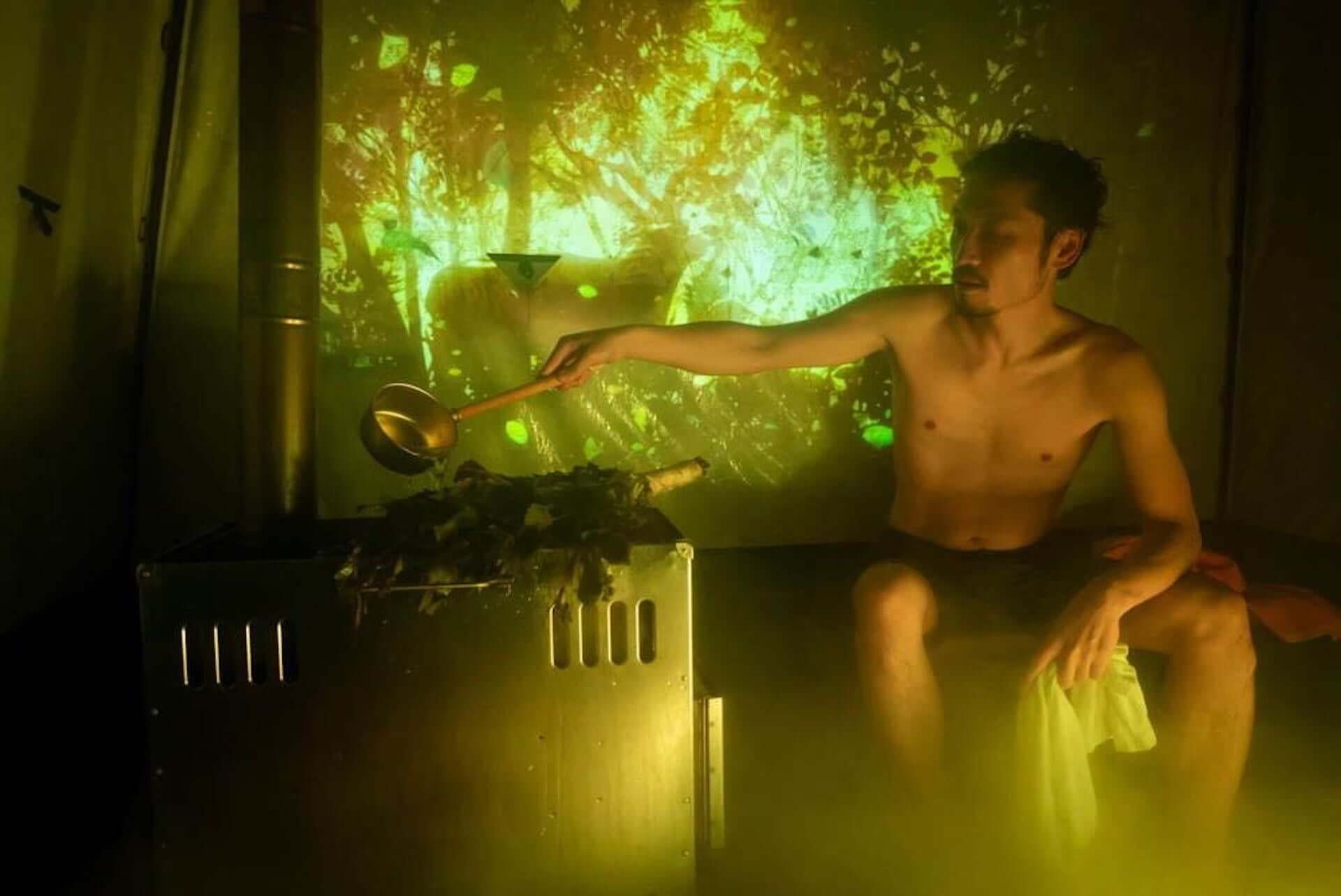 """五感で""""ととのう""""アートサウナ体験を!デートにもおすすめなテントサウナイベントが東京・有明にて開催中 lf201218_naked-sauna_8-1920x1283"""