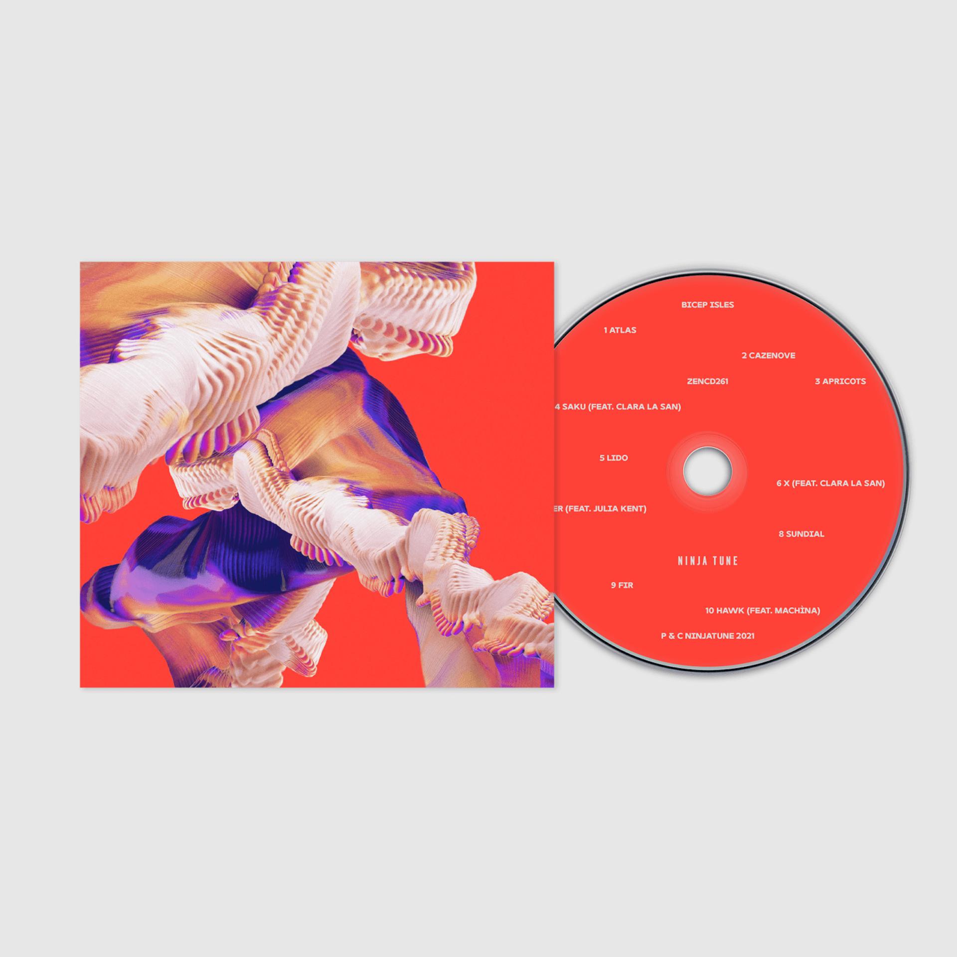 "Bicepが最新作『Isles』より新曲""Saku(feat. Clara La San)""を公開!オンラインライブ配信も決定 music201119_bicep_01"