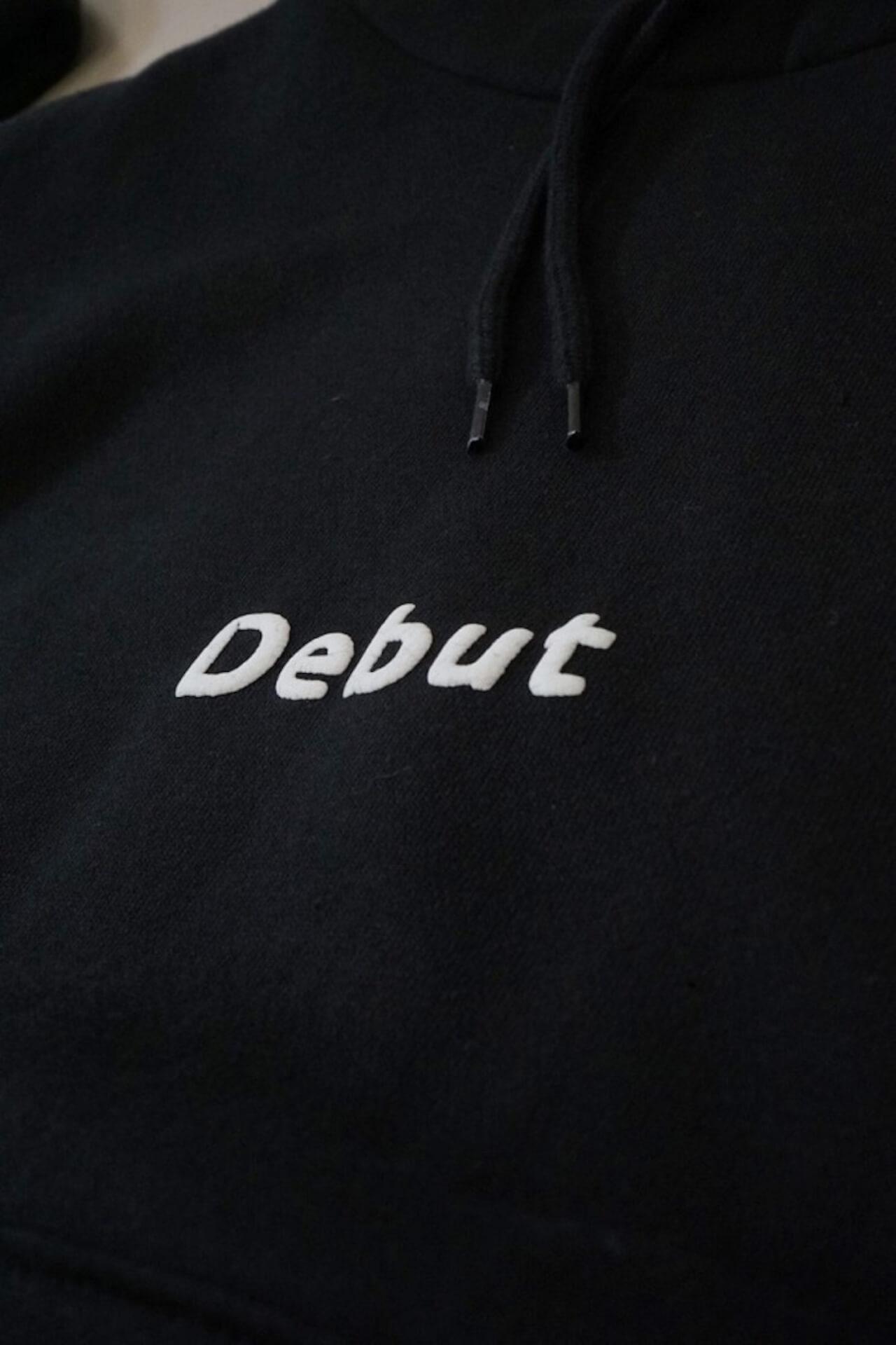 Ryohuの1st Album『DEBUT』リリースを記念したポップアップが開催決定!オカモトレイジリミックス曲付属のフーディーが登場 music201119_ryohu_debut_popup_4